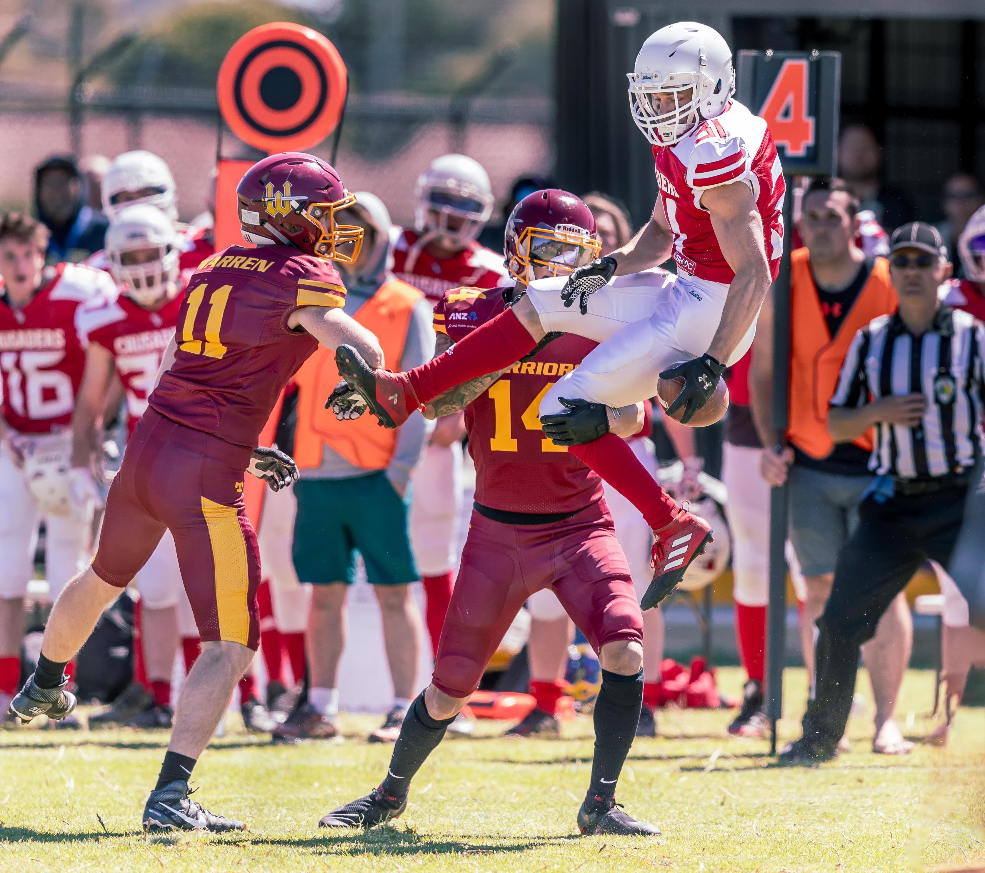 Fotos Gratis 2018 Vic Bowl Accion Atletas Pelota Futbol