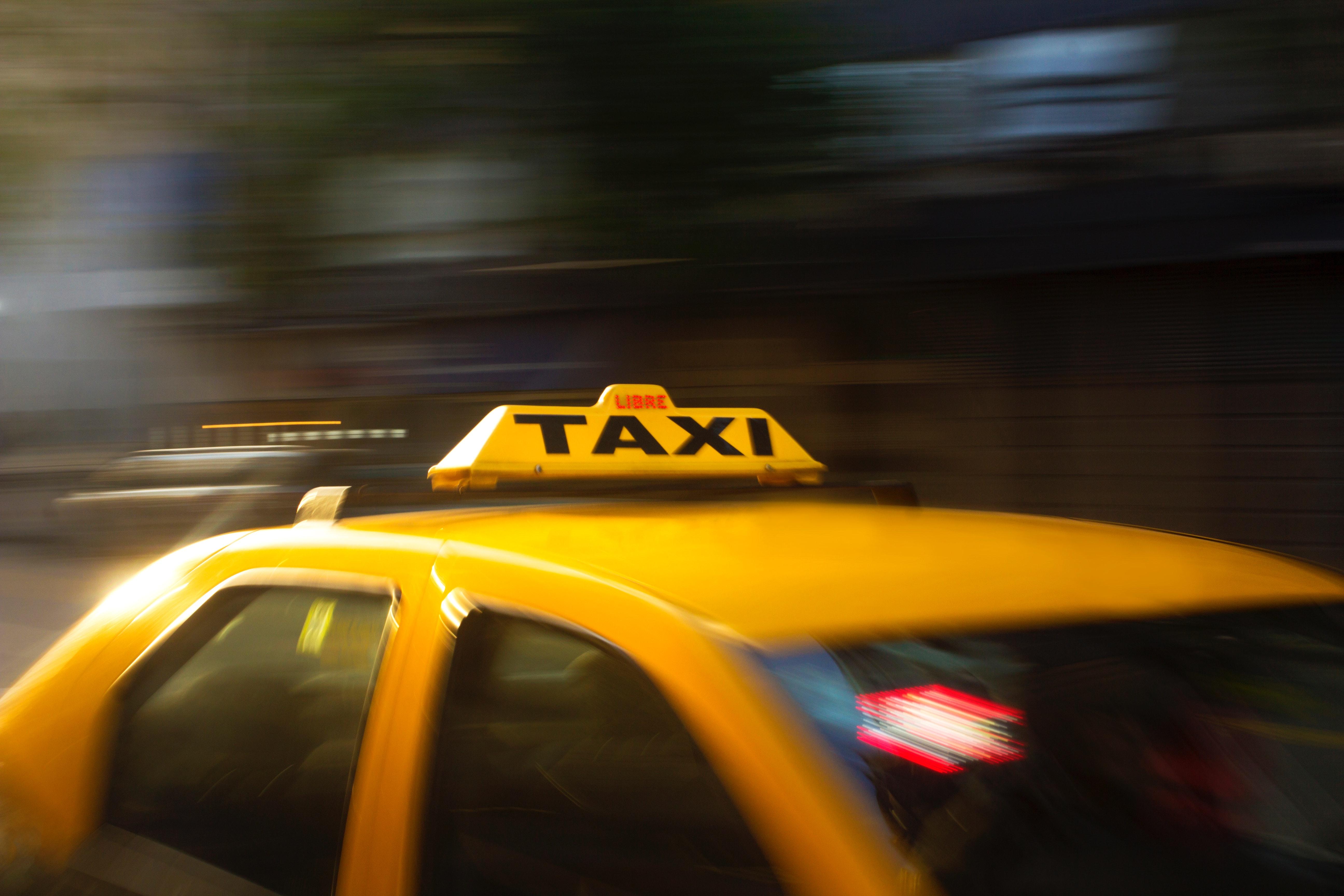 Darmowe Zdjęcia 4k Tapety Czynność Samochód Plama Taksówka