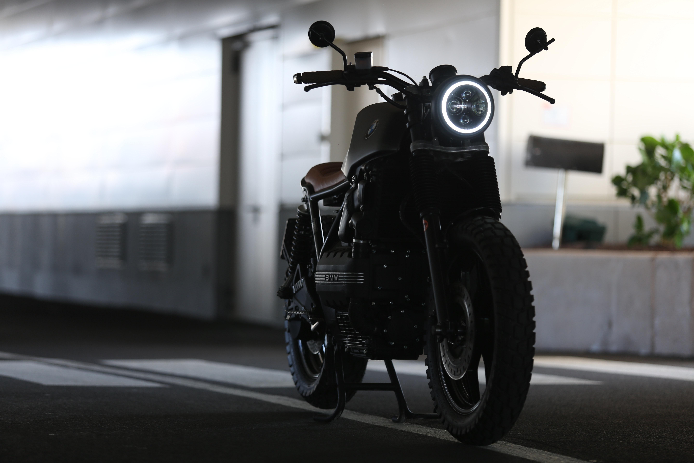 Superbike Hd Wallpaper Full Screen: รูปภาพ : วอลเปเปอร์ 4k, เบลอ, Bmw K100, นักแข่งคาเฟ่, ความ