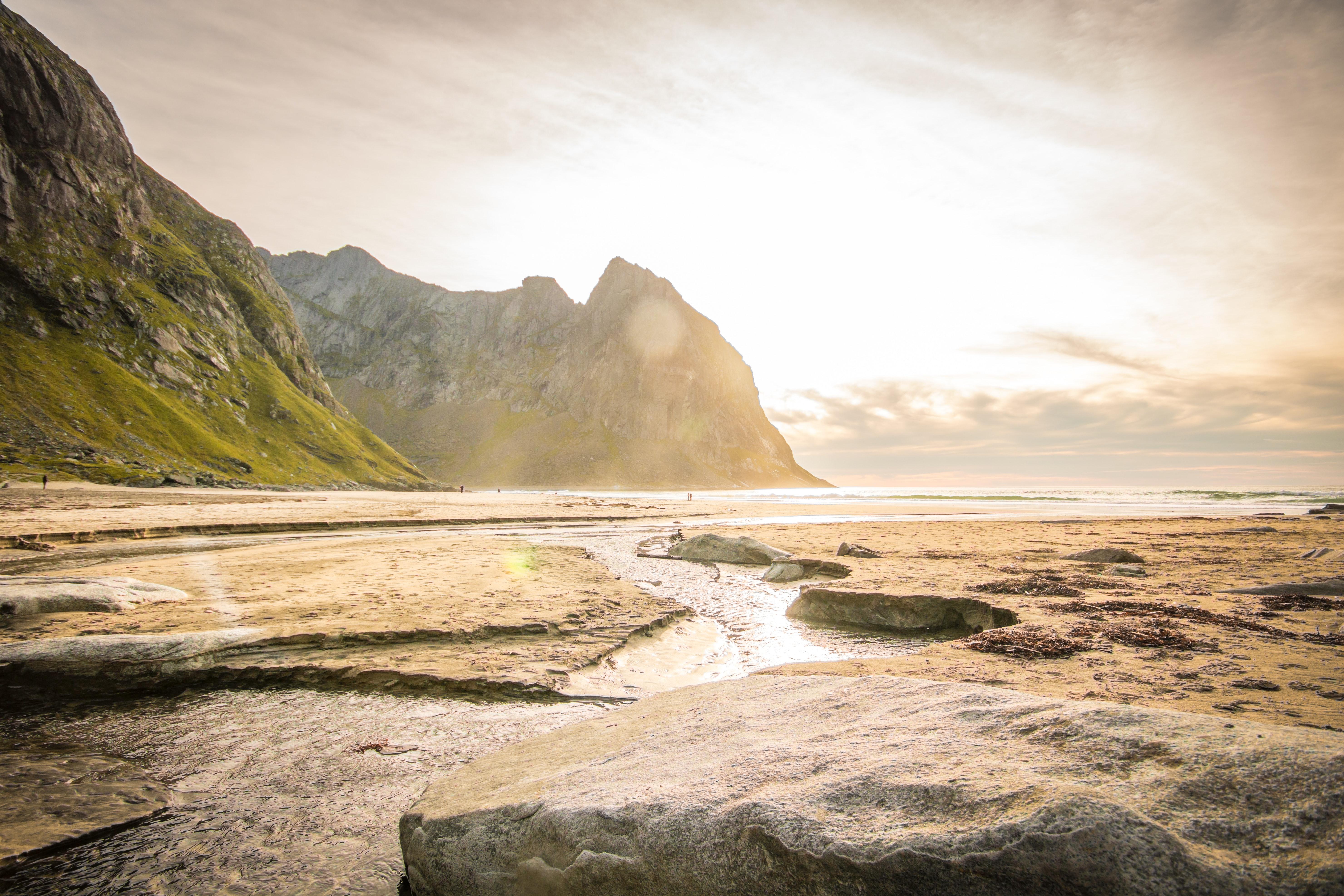 Free Images 4k Wallpaper Beach Calm Environment Hd