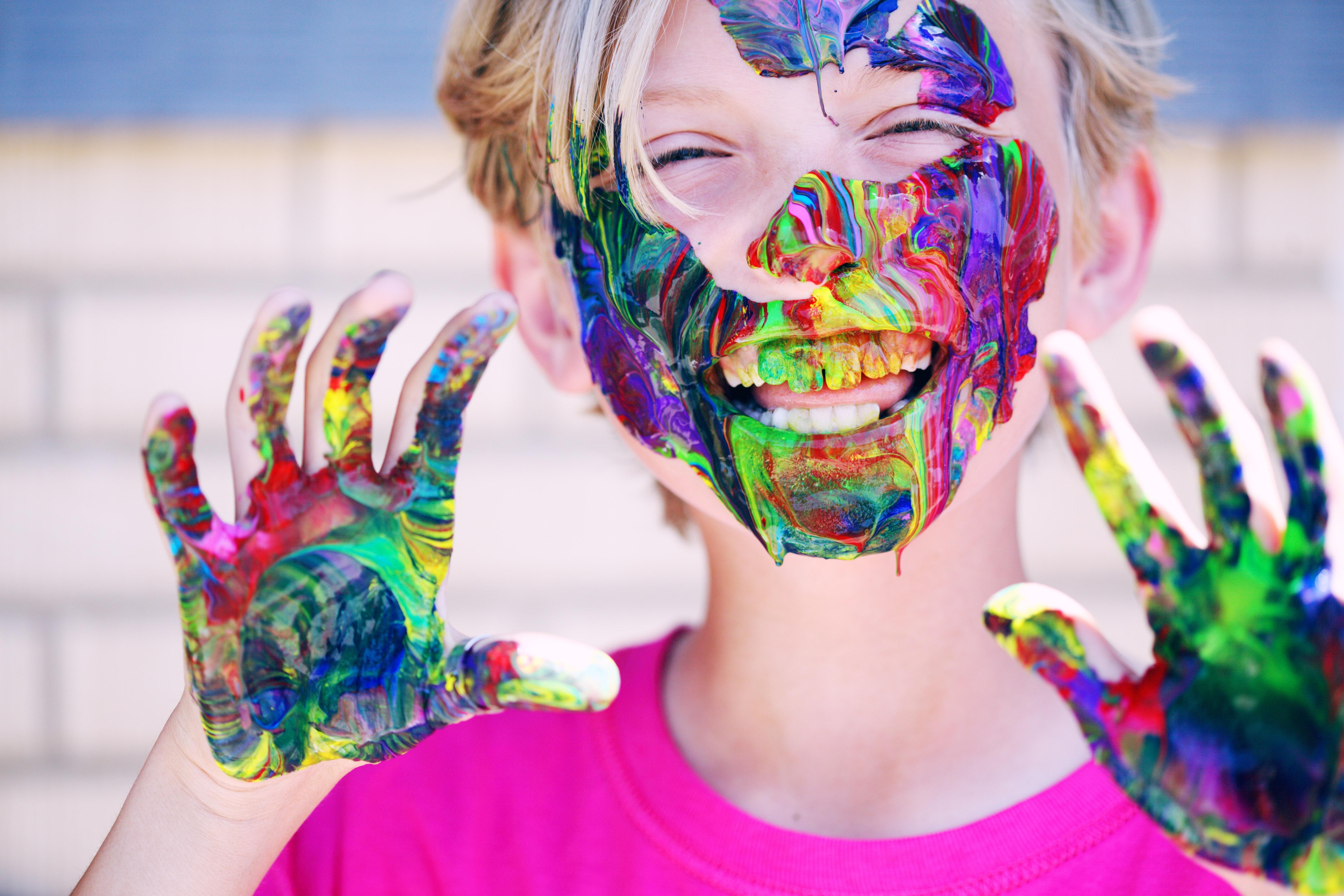 Free Images 4k Wallpaper Blur Boy Carefree Child