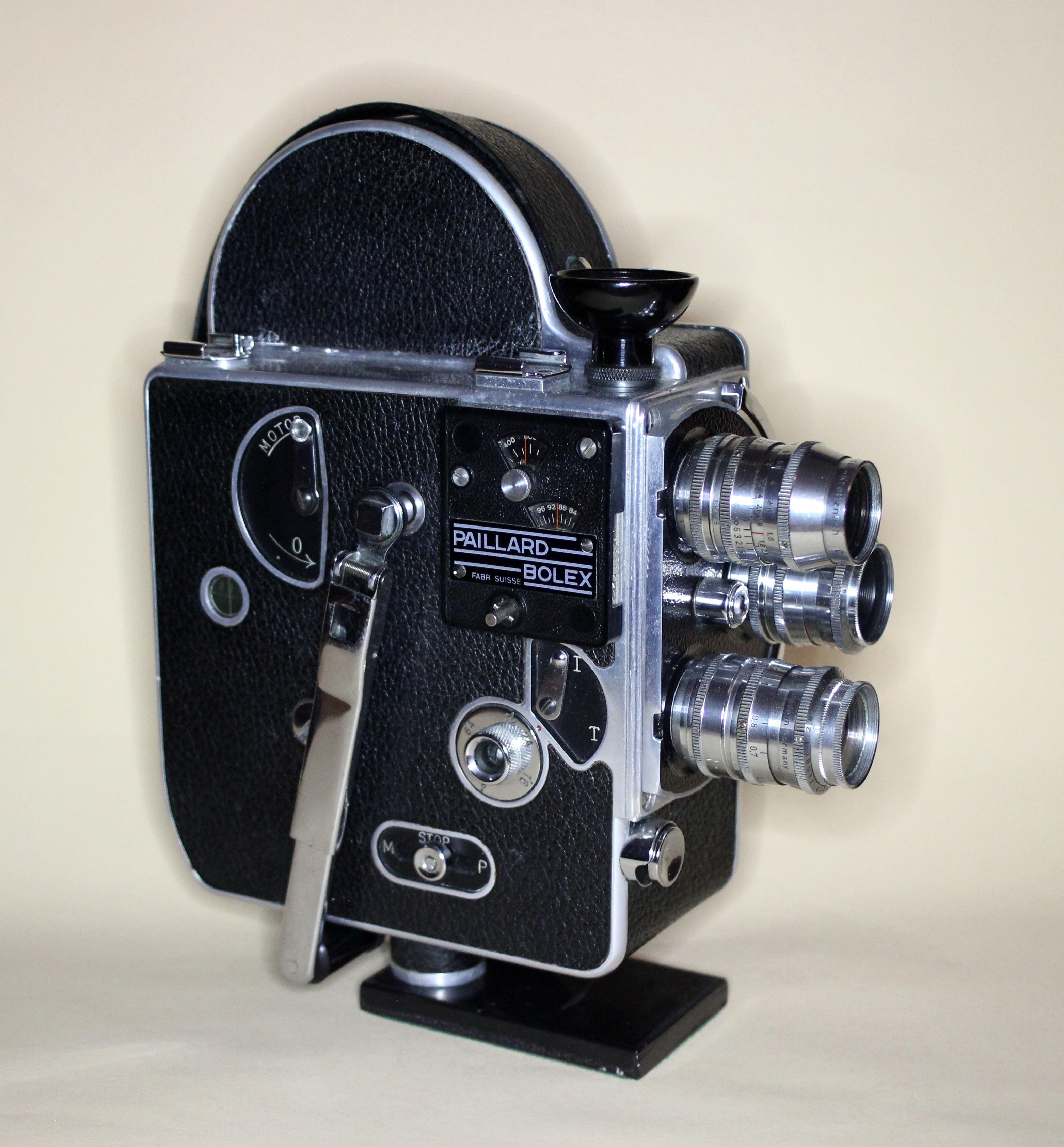 Bolex H8 Kamera kamera kamera Antike Kamera Kamerasammlung Kameras Optik Kamera Zubehör Spiegelreflexkamera Digitalkamera Kameraobjektiv Digitales