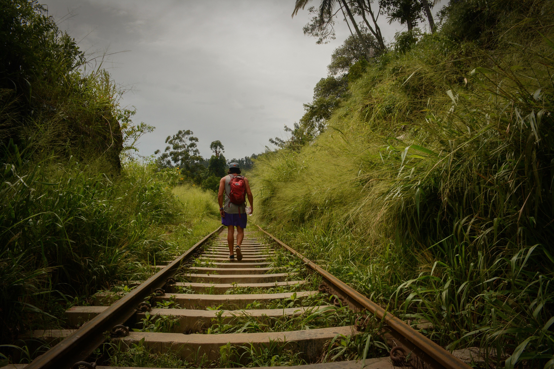 железная дорога и люди картинки долгожданного