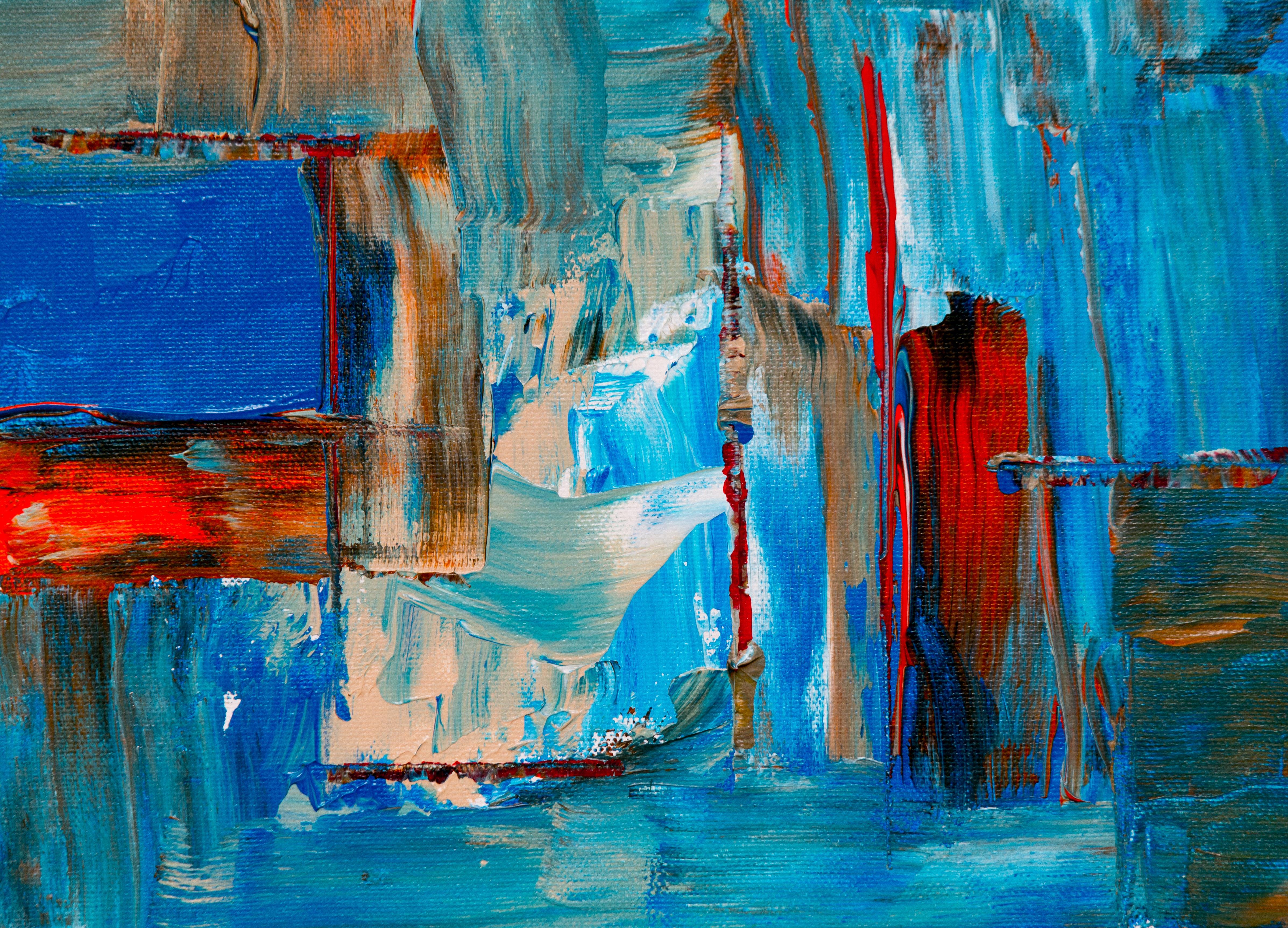 Images Gratuites Expressionisme Abstrait Peinture Abstraite