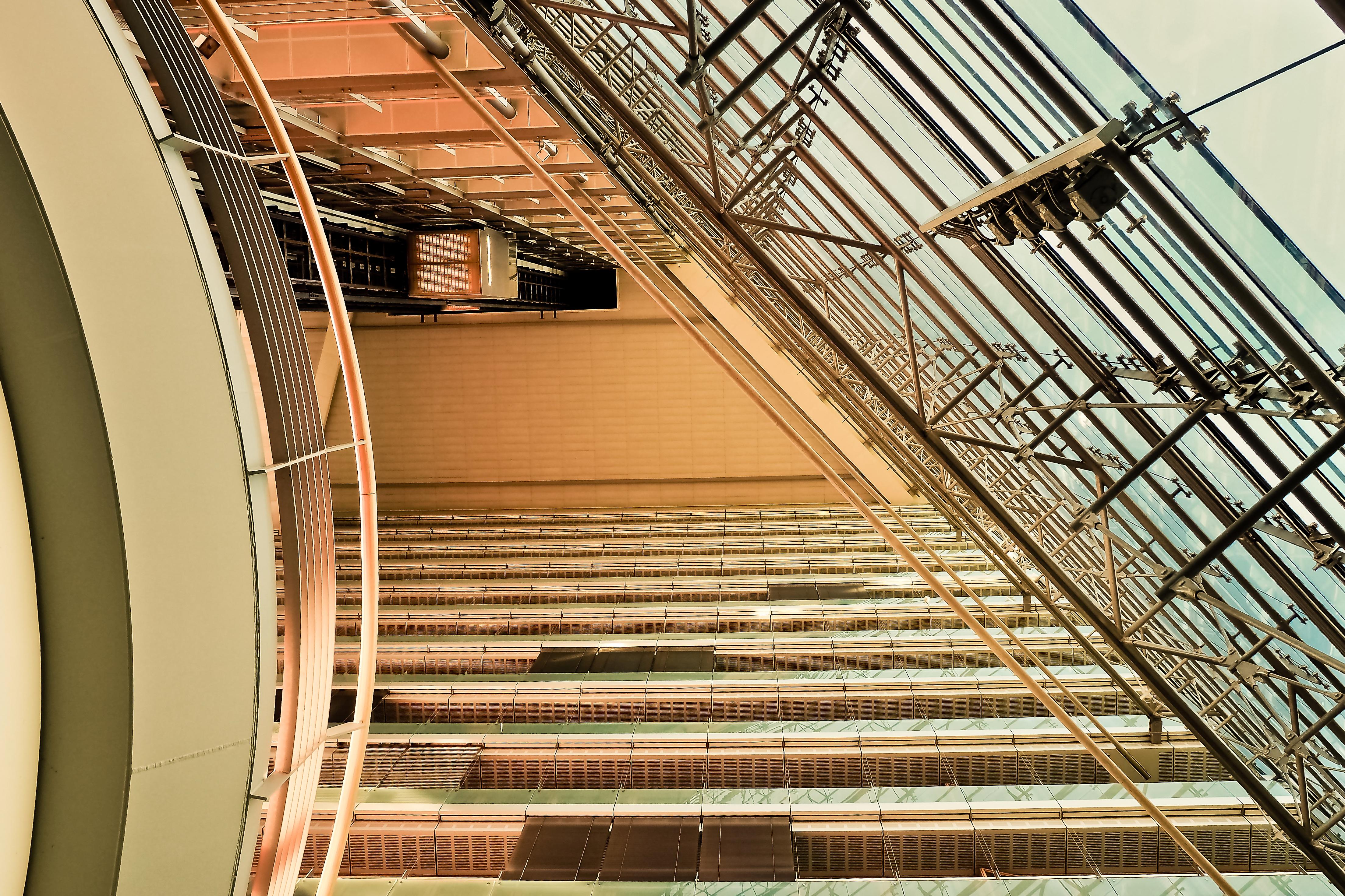 Fotos gratis : abstracto, estructura, madera, interior, perspectiva ...