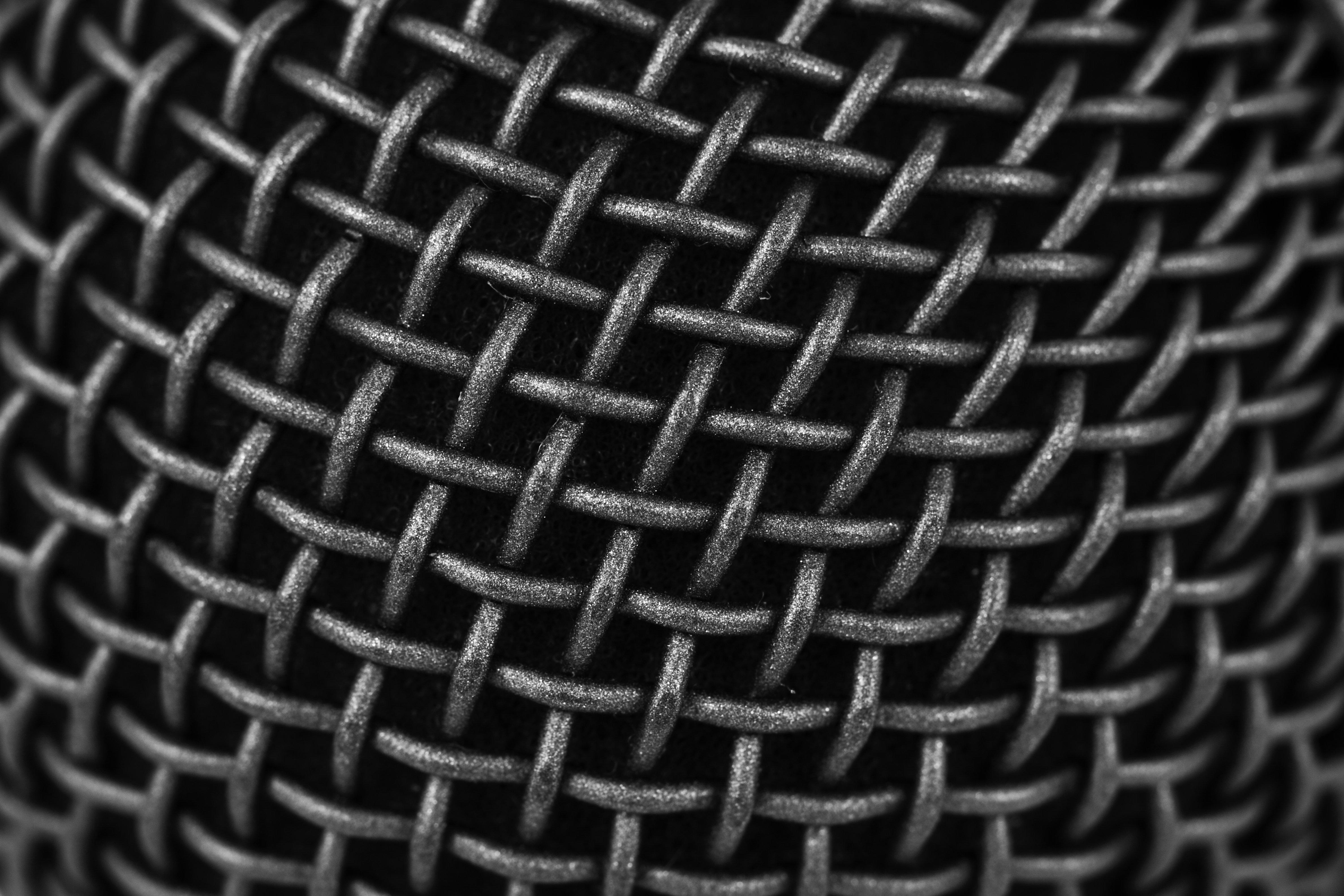 Banco de imagens abstrato preto e branco volta espiral padronizar linha microfone - Tire tread wallpaper ...