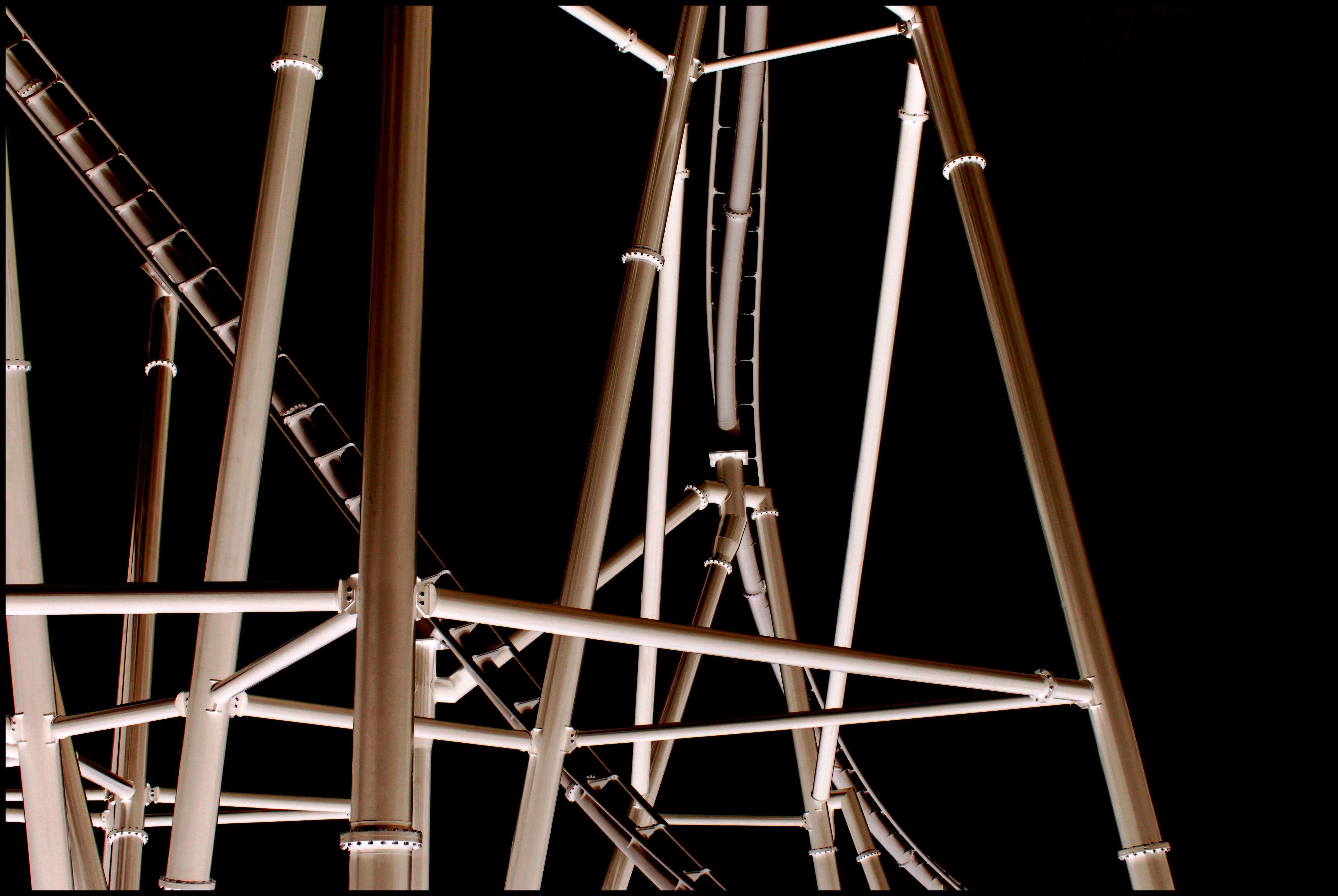 Kostenlose foto : abstrakt, Post, Technologie, Gebäude, Bau, Mast ...