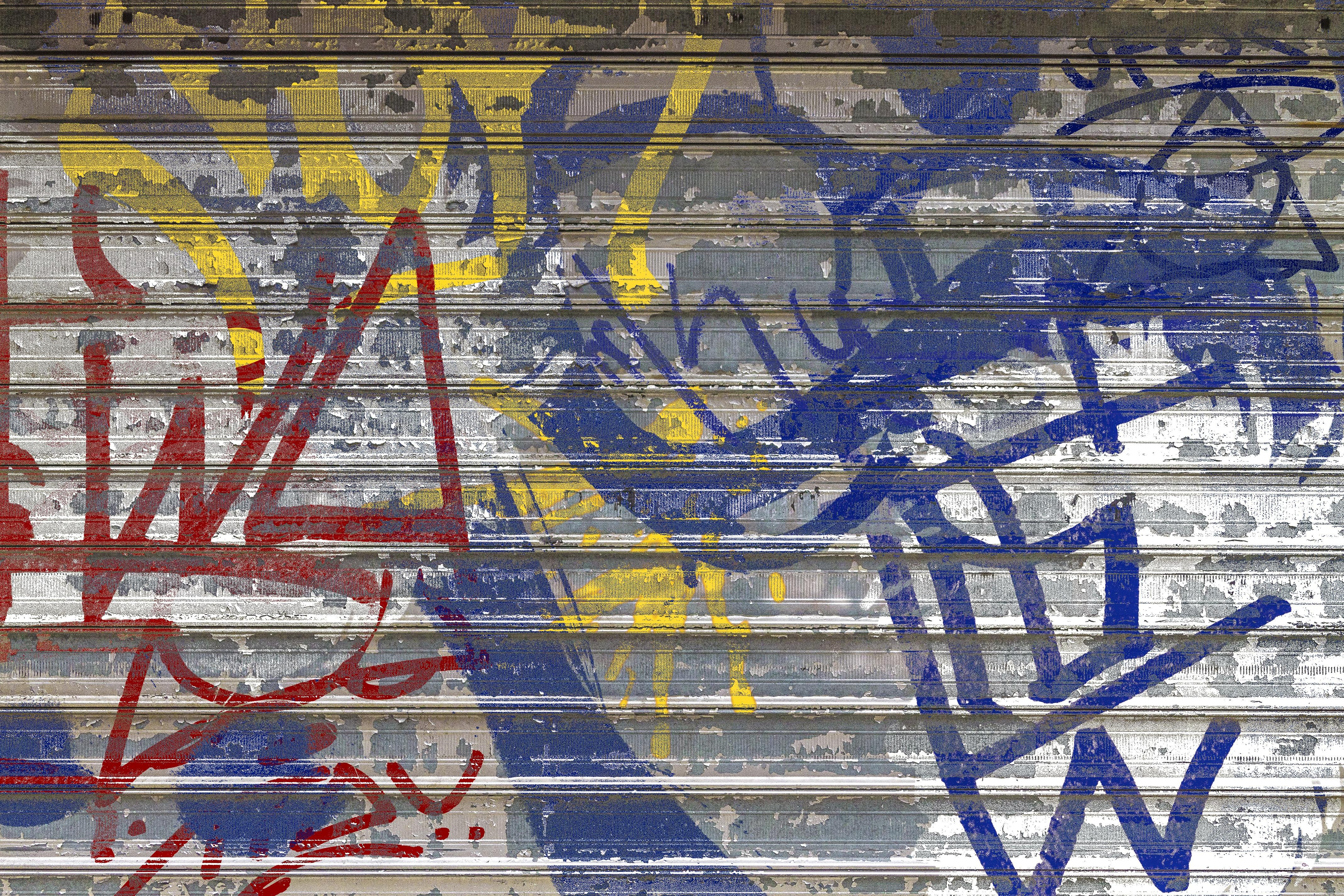 Graffiti Mural Spray Paint