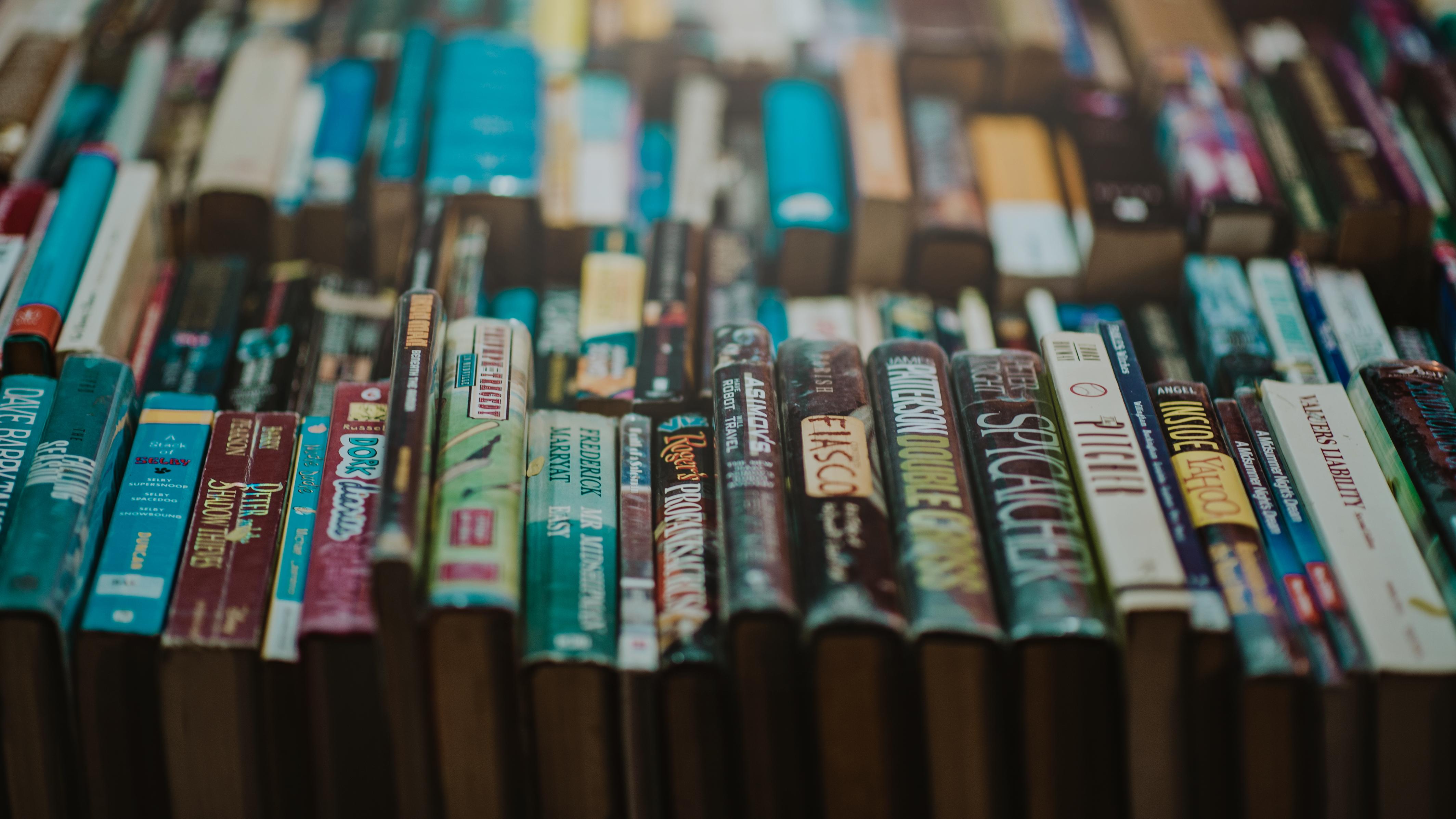 Gratis Afbeeldingen : overvloed, boekenkast, boeken, boekenwinkel ...