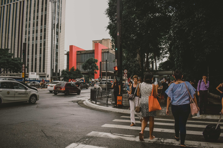 Free Images Action Adults Asphalt Brasil Buildings Business