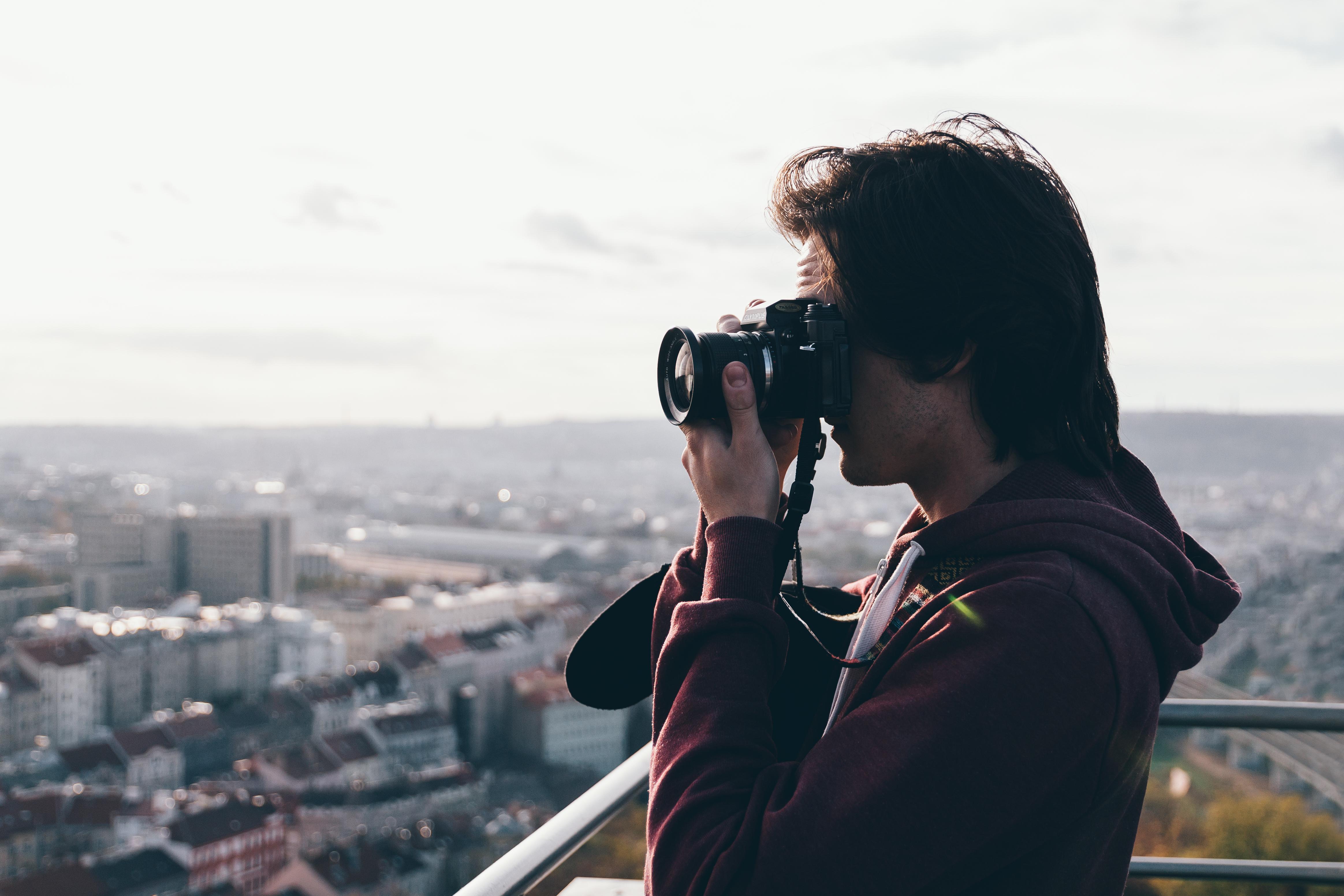 478287699 ... Alto, panorama, lente, homem, Ao ar livre, pessoa, fotógrafo,  fotografia, cenário, tecnologia, Turista, urbano, Visão, Zoom, céu, menina,  oculos de sol, ...