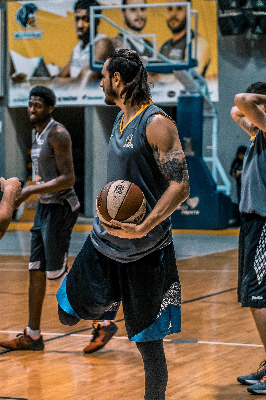 Adult basketball league rule