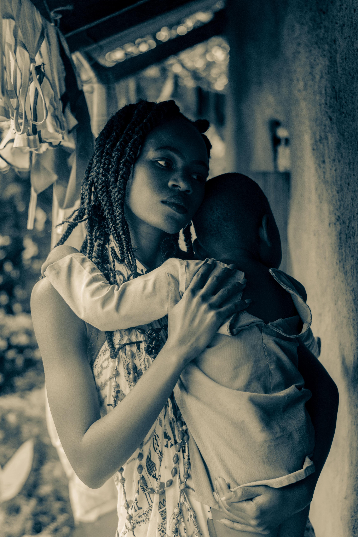 Aikuiset Mustat tytöt