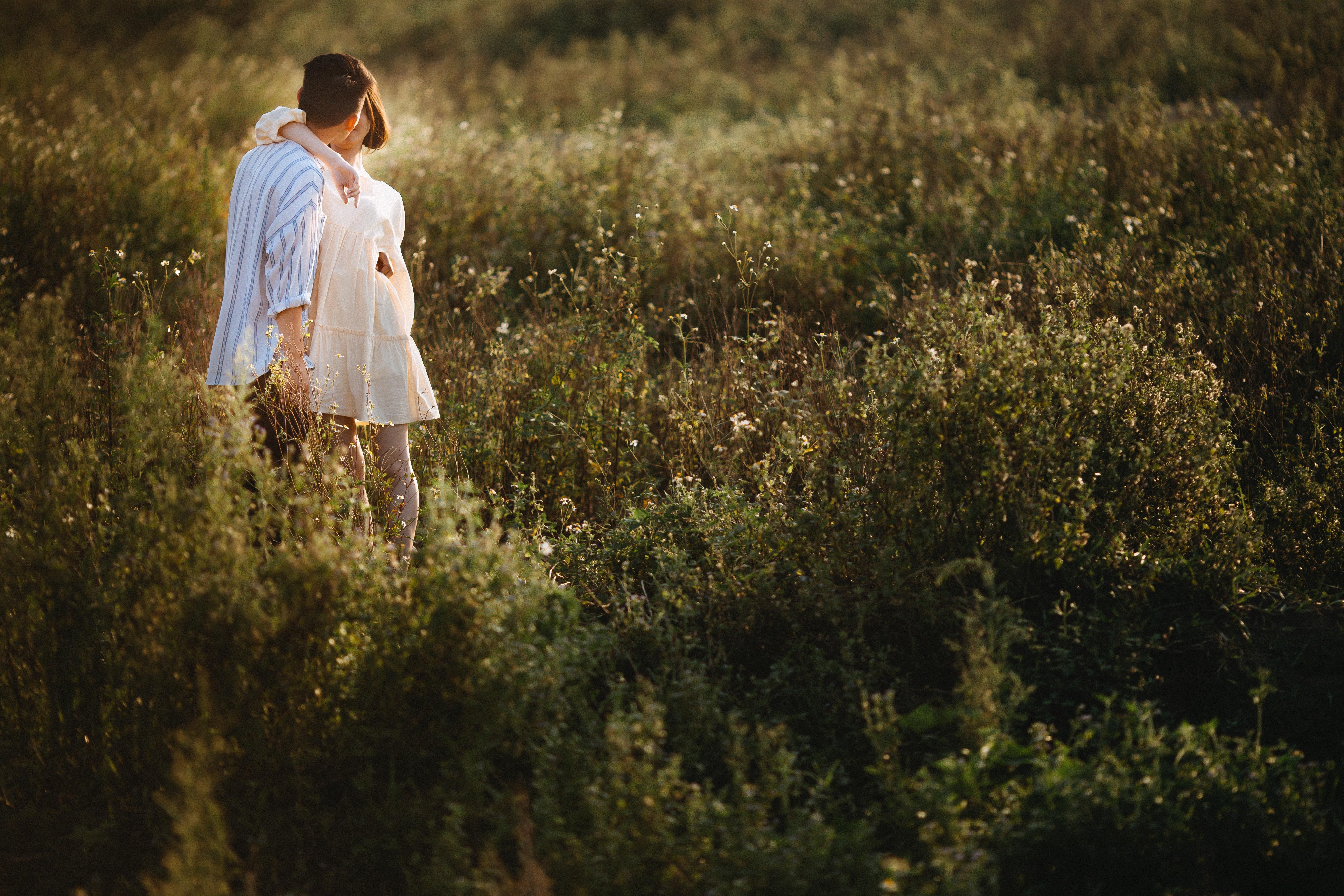 Free Images Adult Countryside Couple Daylight Fashion