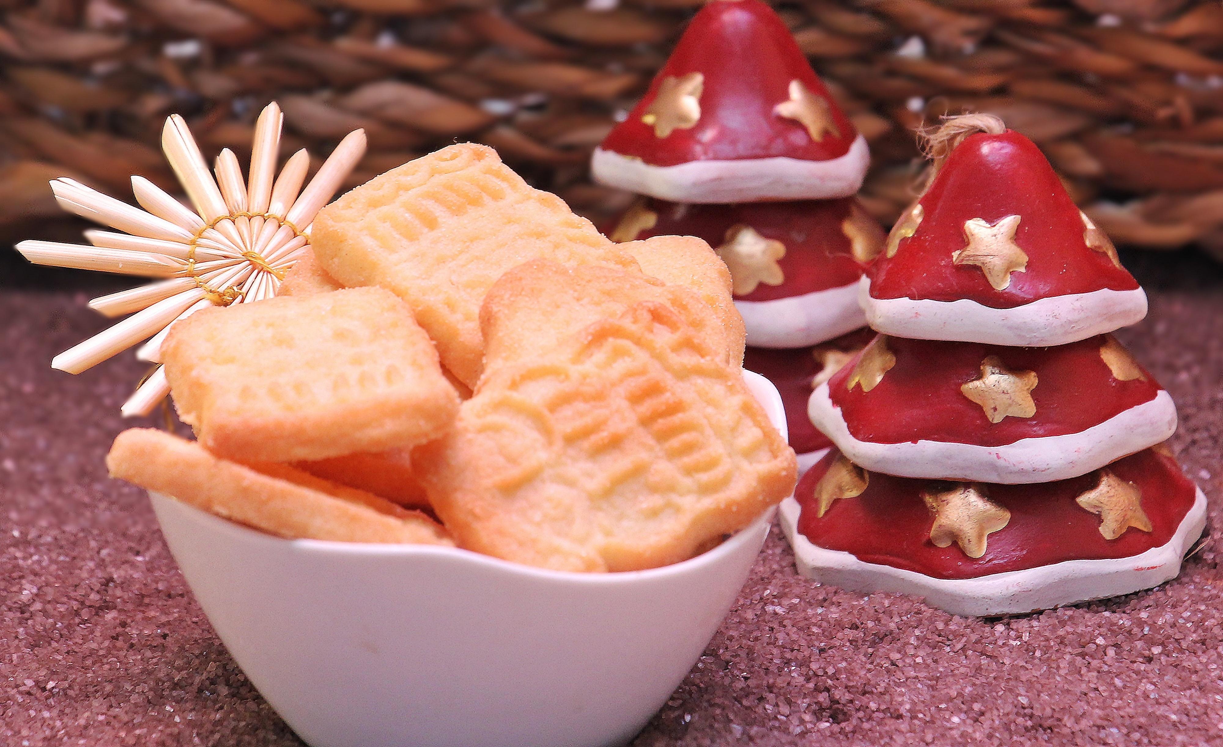 Gambar Kedatangan Toko Roti Kalori Hari Natal Natal Cookie