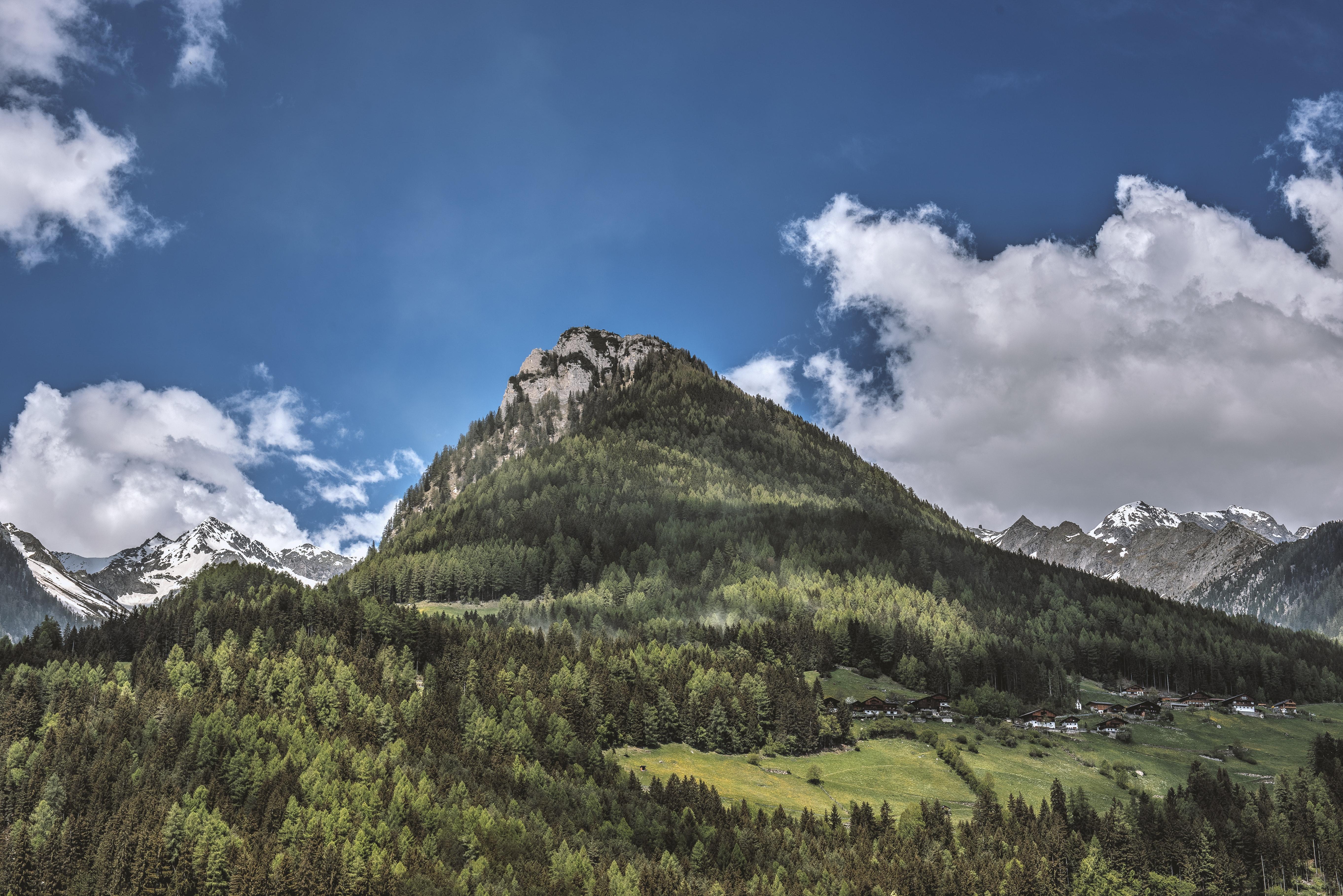 Free Images Adventure Clouds Conifer Daylight Desktop