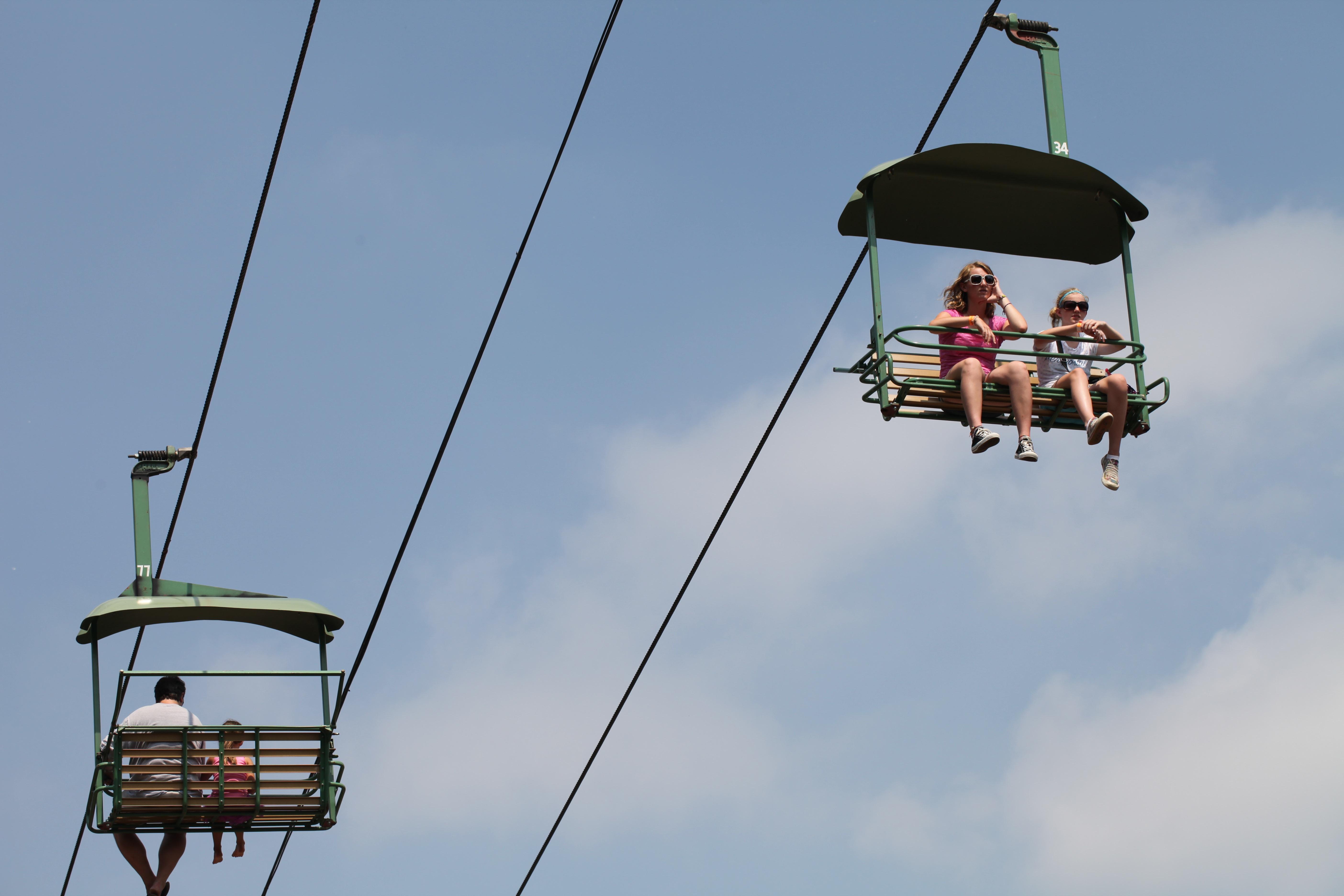 Gratis Afbeeldingen : avontuur, jumping, mast, kabelbaan ...