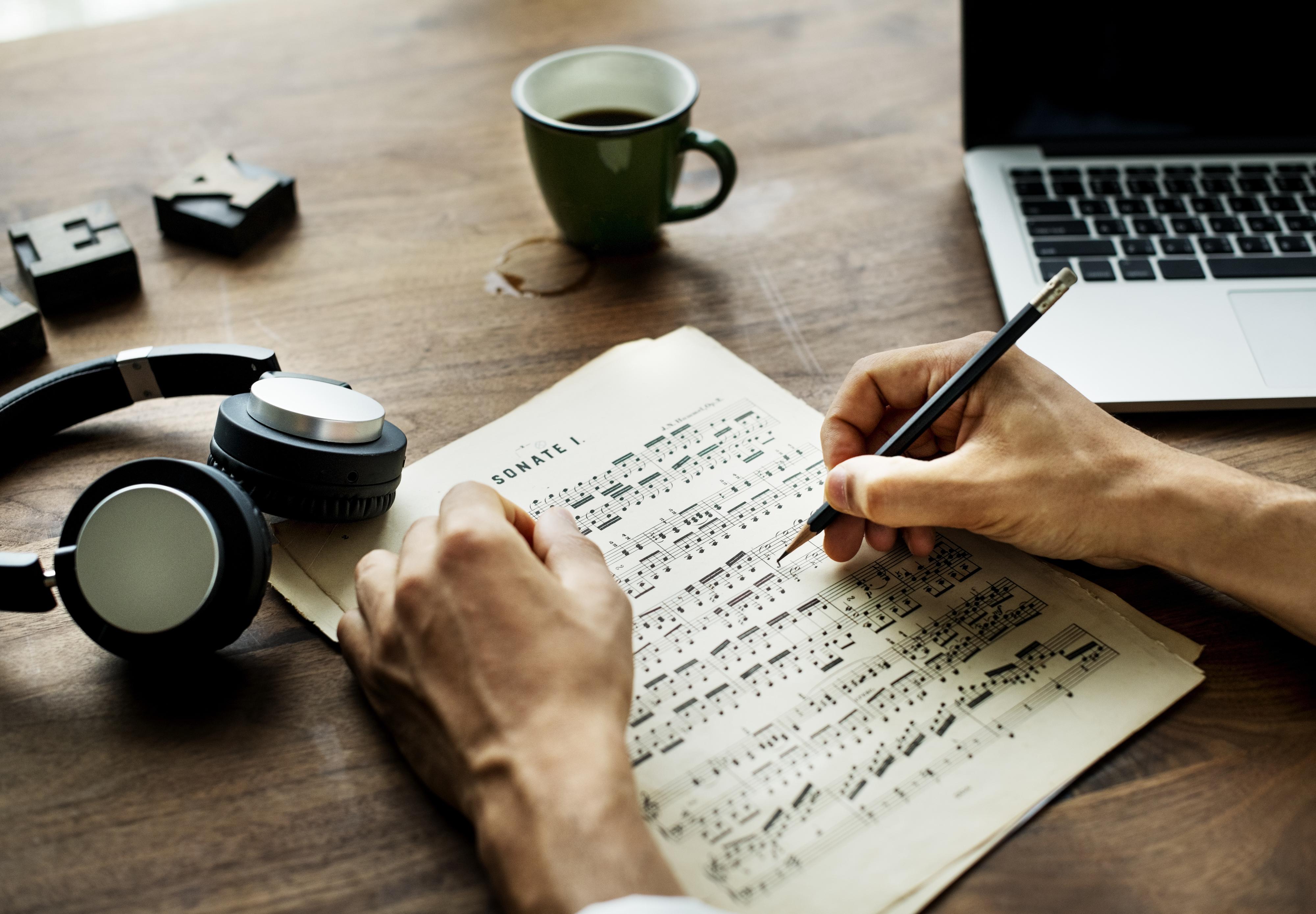 ходит пишу музыку картинки если хотите