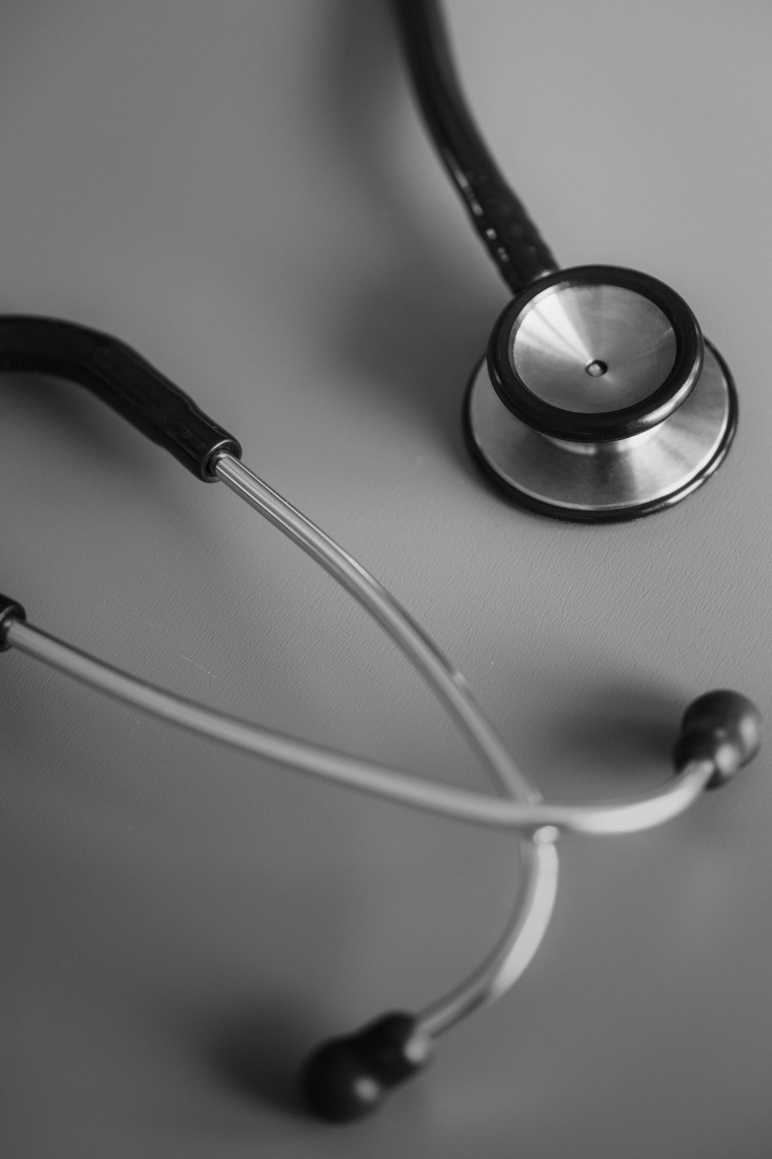 Gambar Udara Hitam Dan Putih Bw Peduli Pemeriksaan Klinis