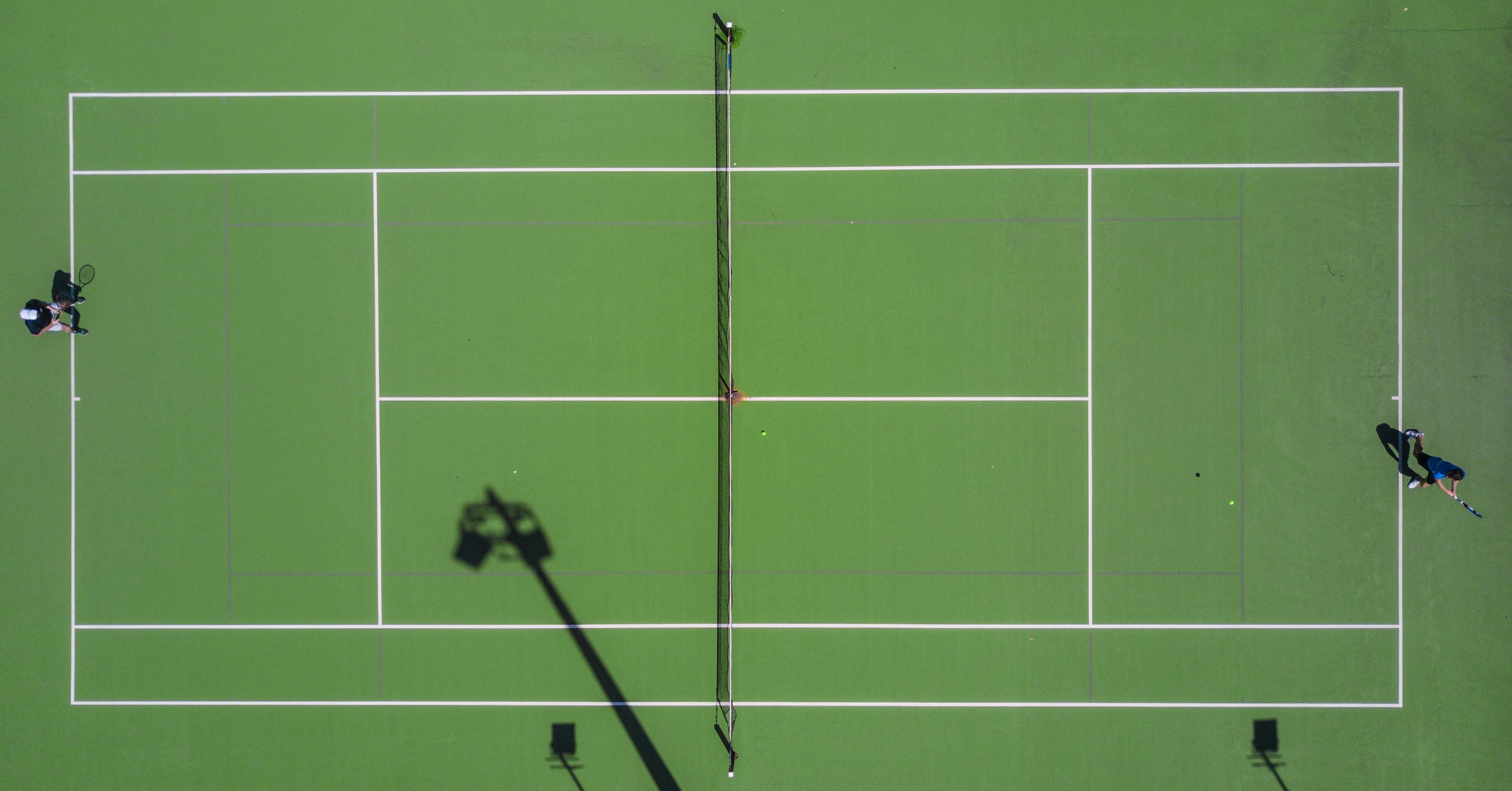 Tenisz mérkőzés