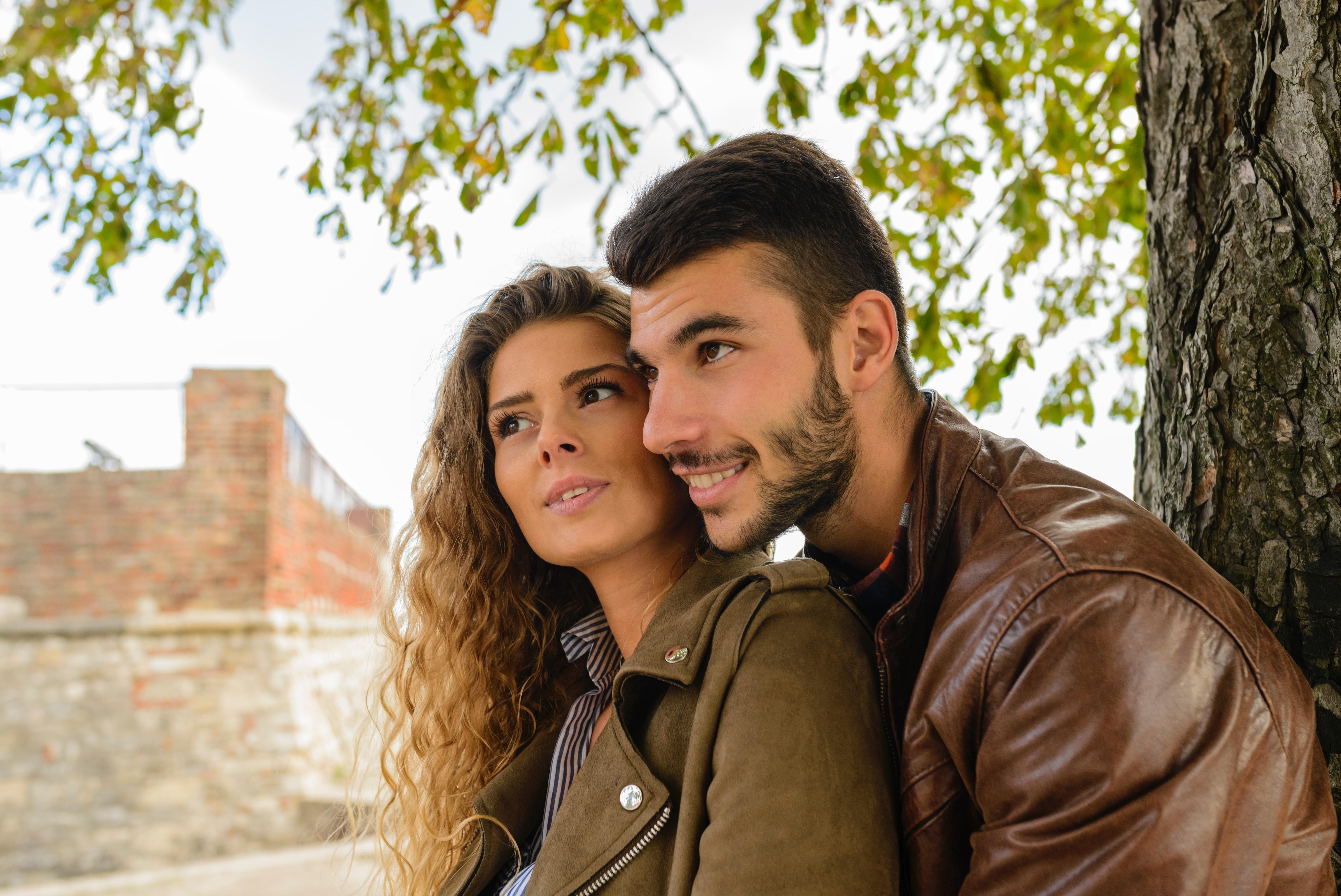 flicka dating en gift man