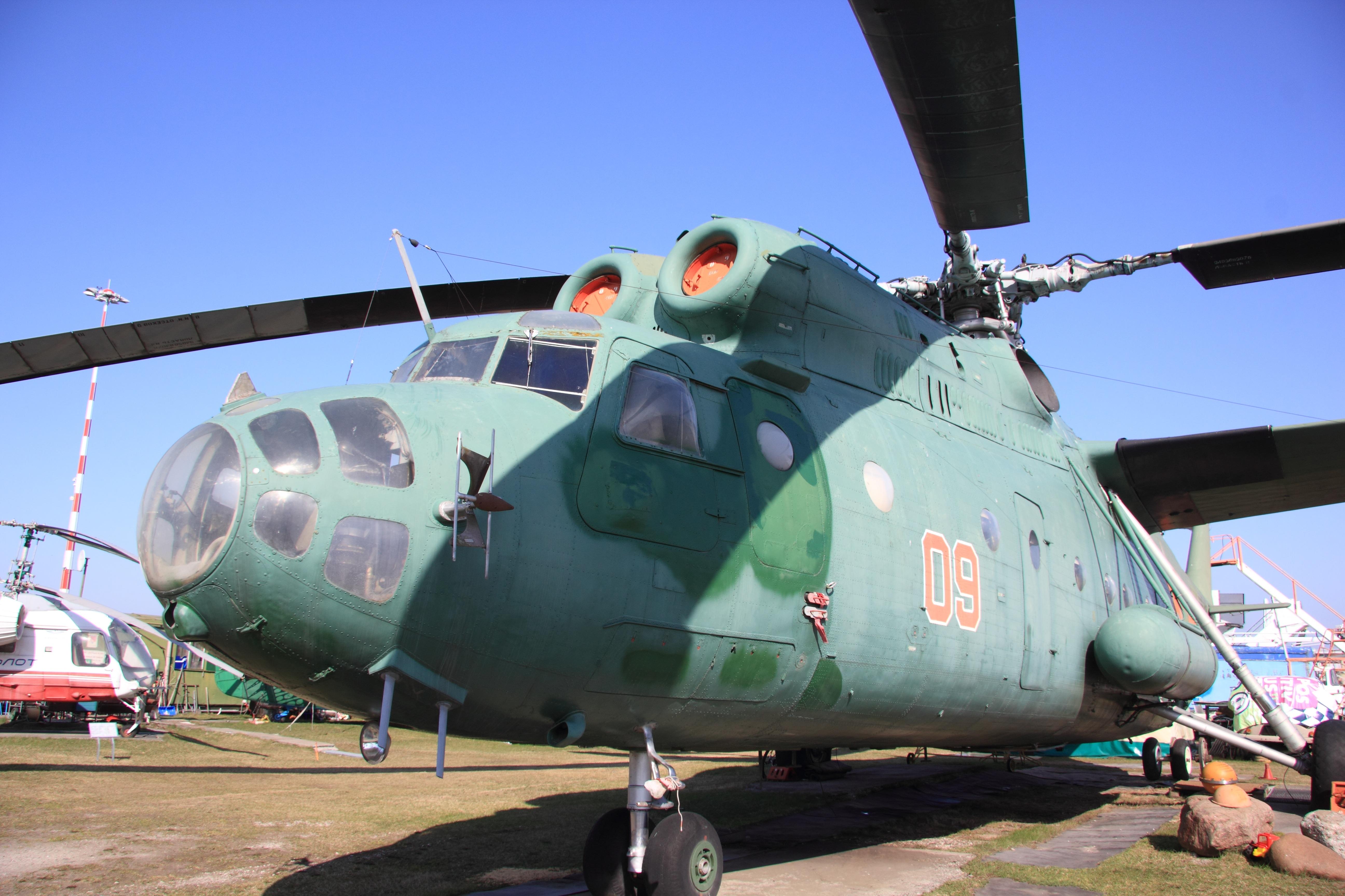 Gambar Pesawat Terbang Kendaraan Museum Penerbangan Rusia Uni
