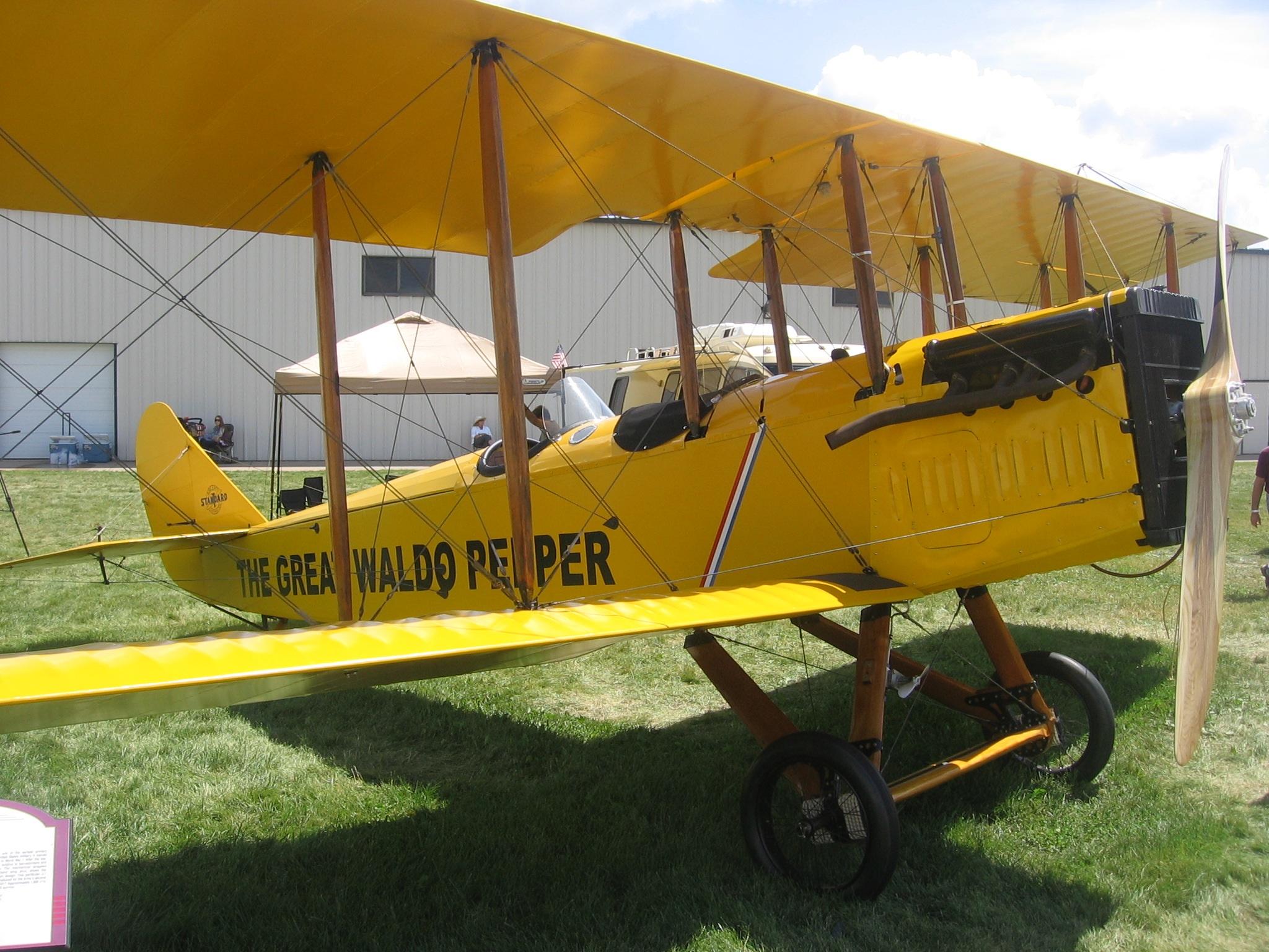 Free Images : airplane, vehicle, aviation, biplane, light aircraft