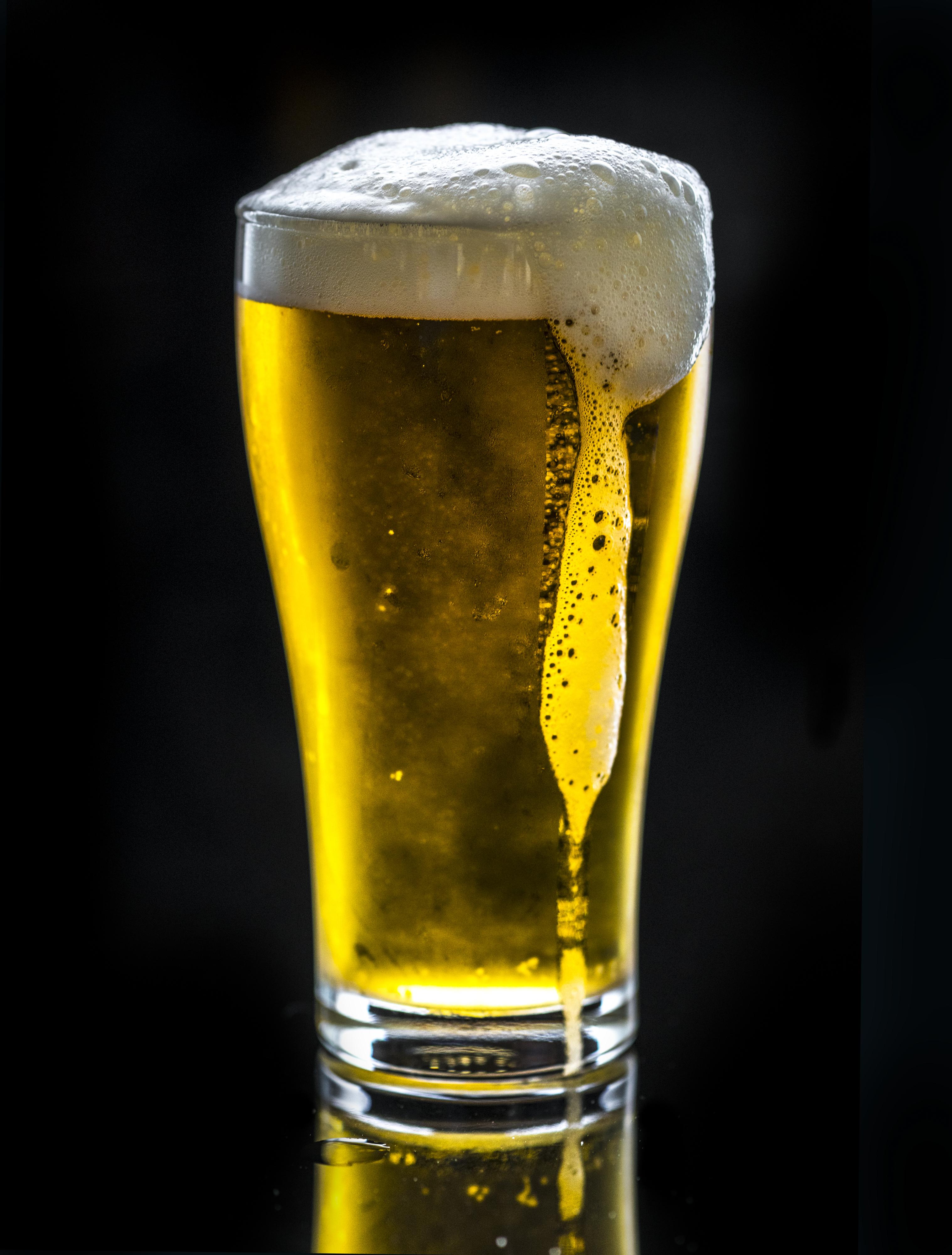картинка холодное пиво в бокале своем