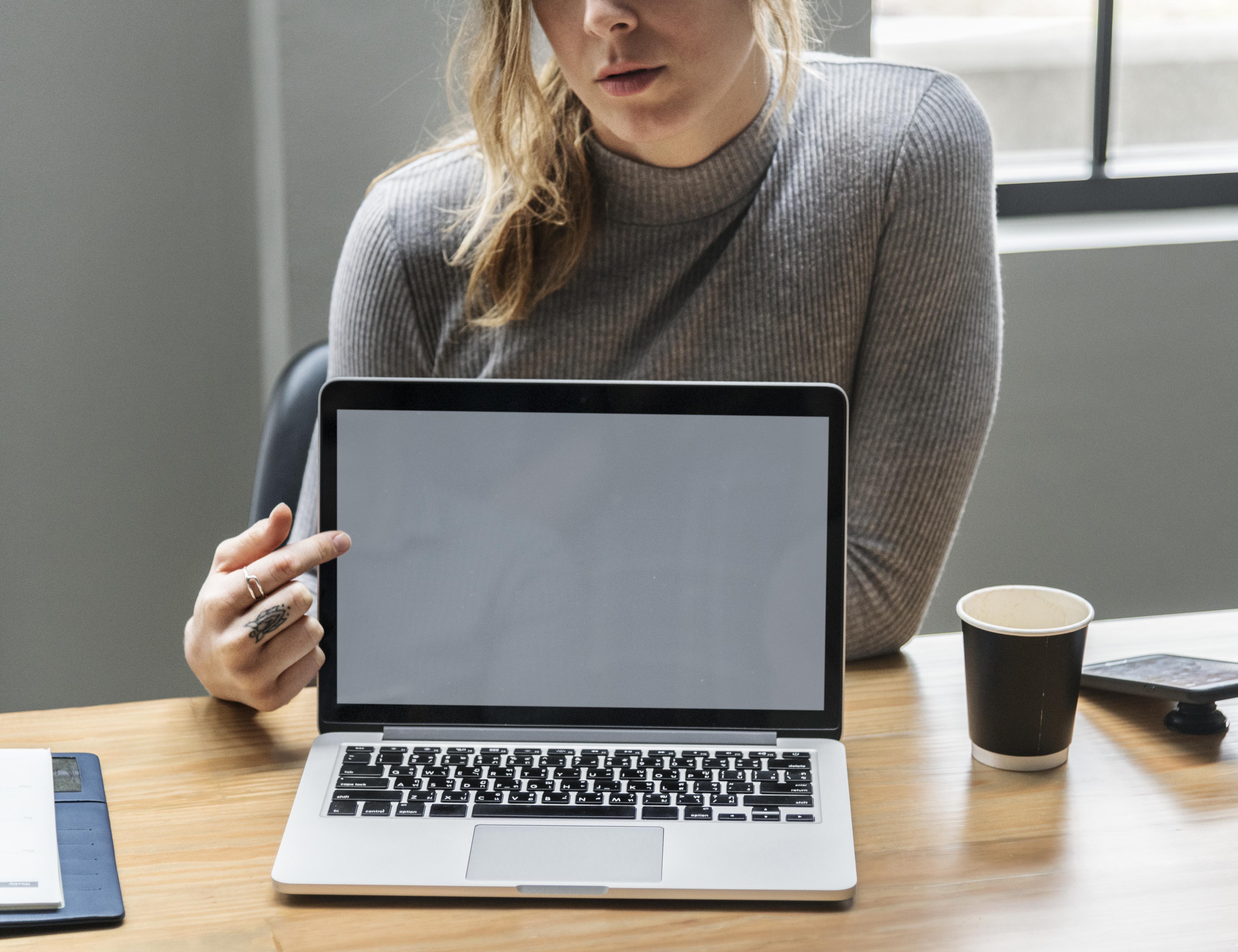 Sadece sarışınlar için değil: Bilgisayarda bir ses varsa ne yapmalı