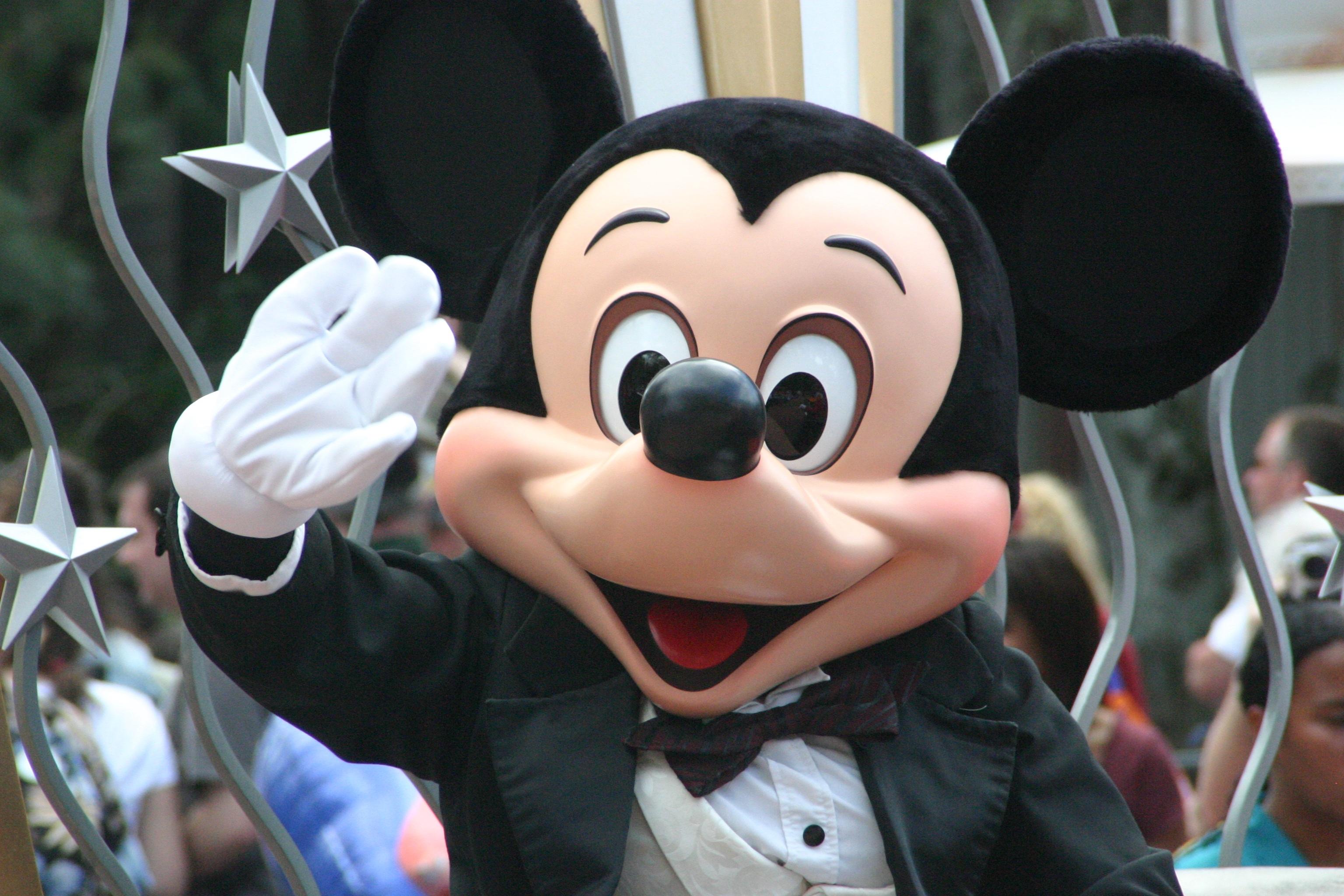 zábavní park průvod Disney kostým anime posměch Disneyland Mickey Mouse  Walt Disney 05996238837