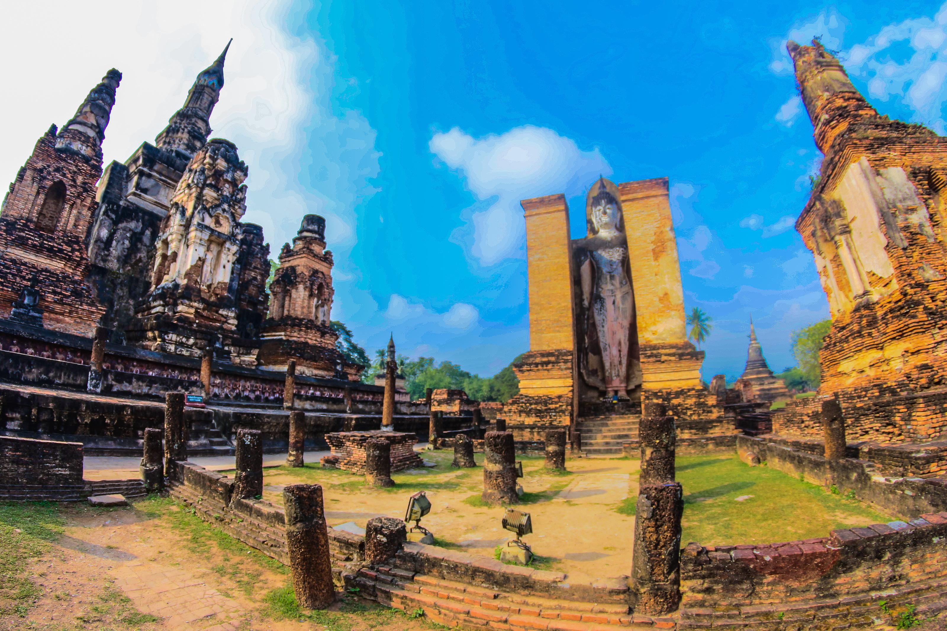 Free Images : archeology, art, asia, buddha, buddhism
