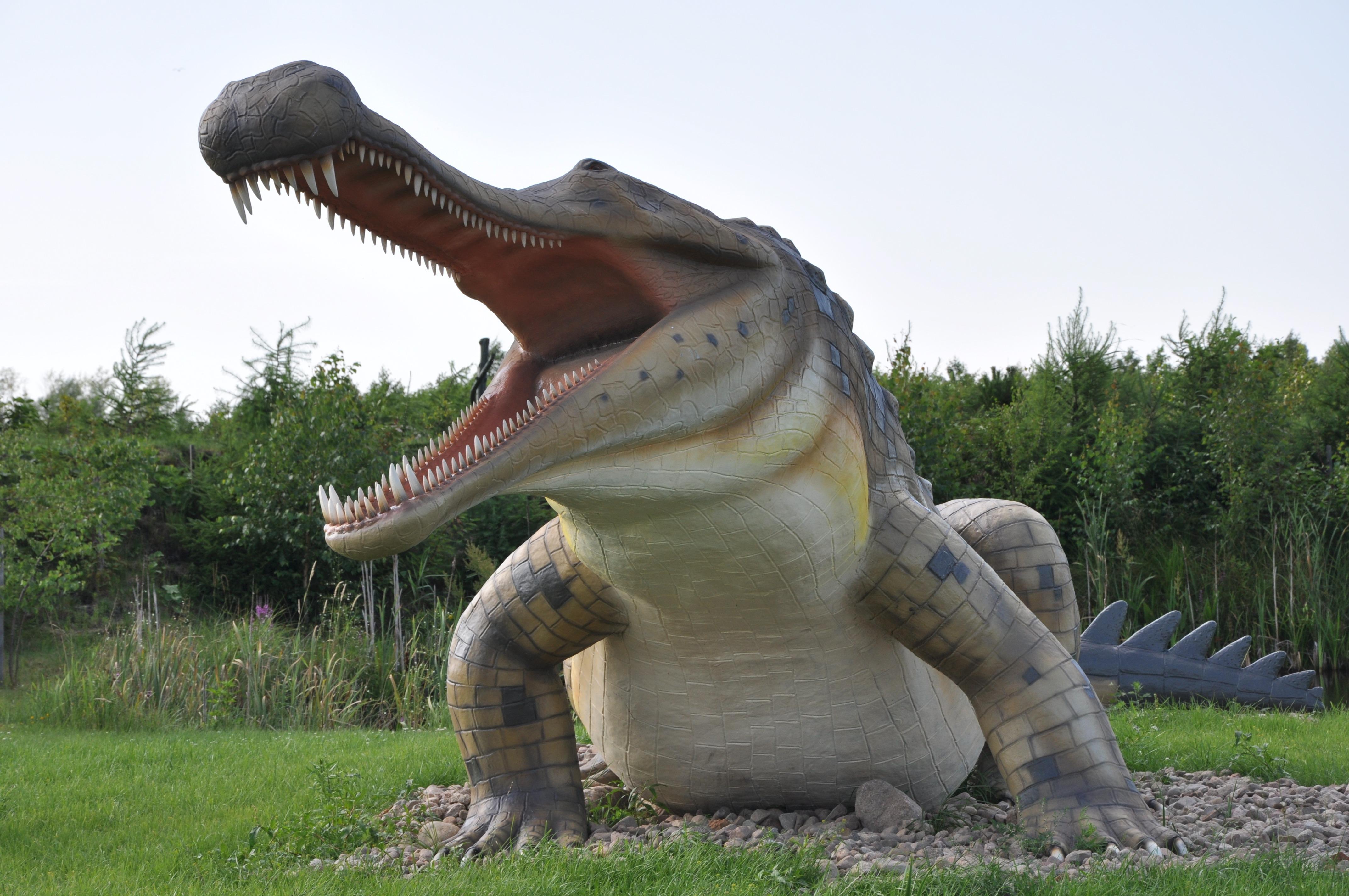 Images gratuites animal faune alligator dinosaure tyrannosaure parc jurassique - Dinosaure de jurassic park ...