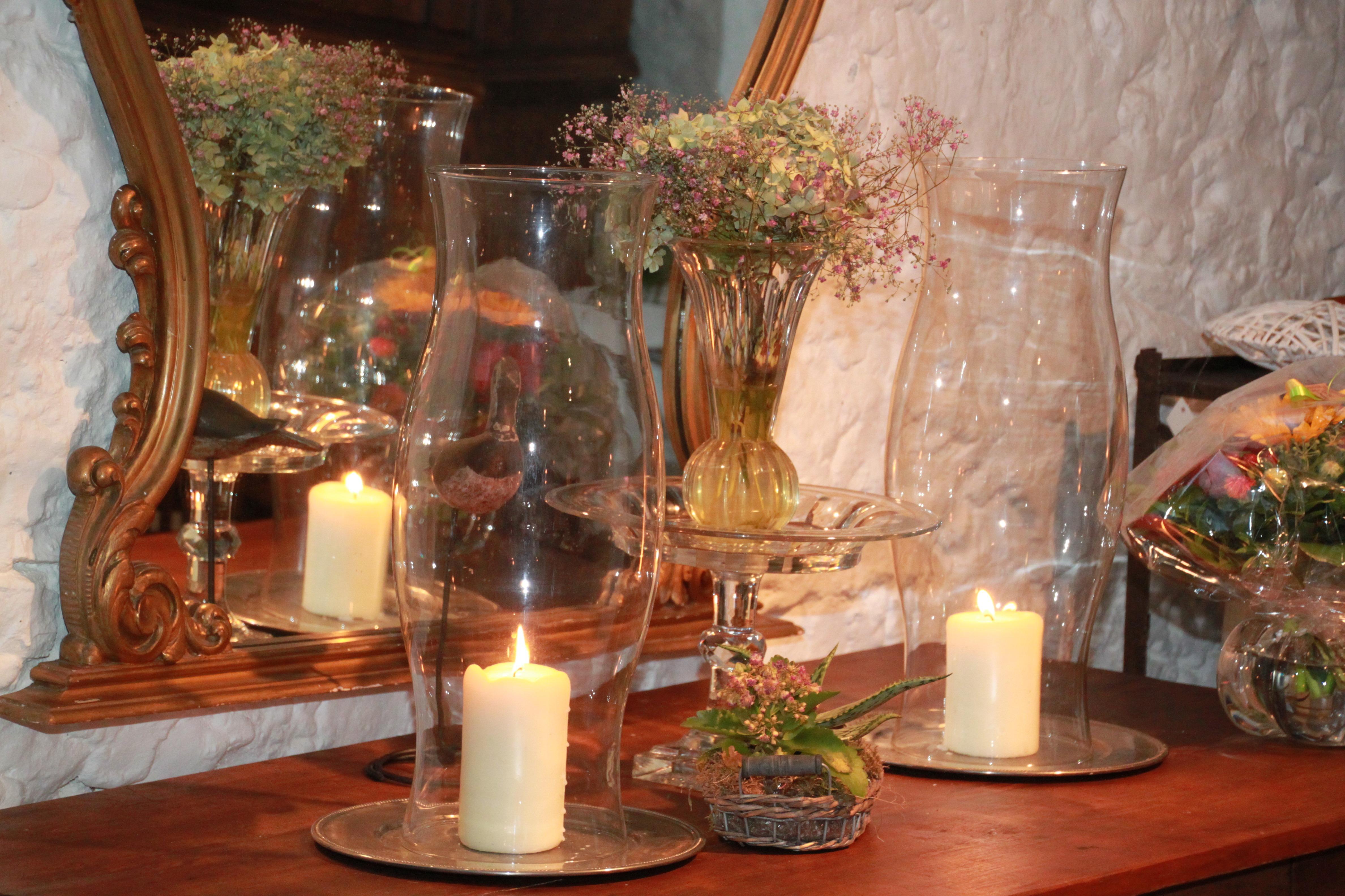Deco De Table Bougie images gratuites : antique, verre, floral, décoration, repas