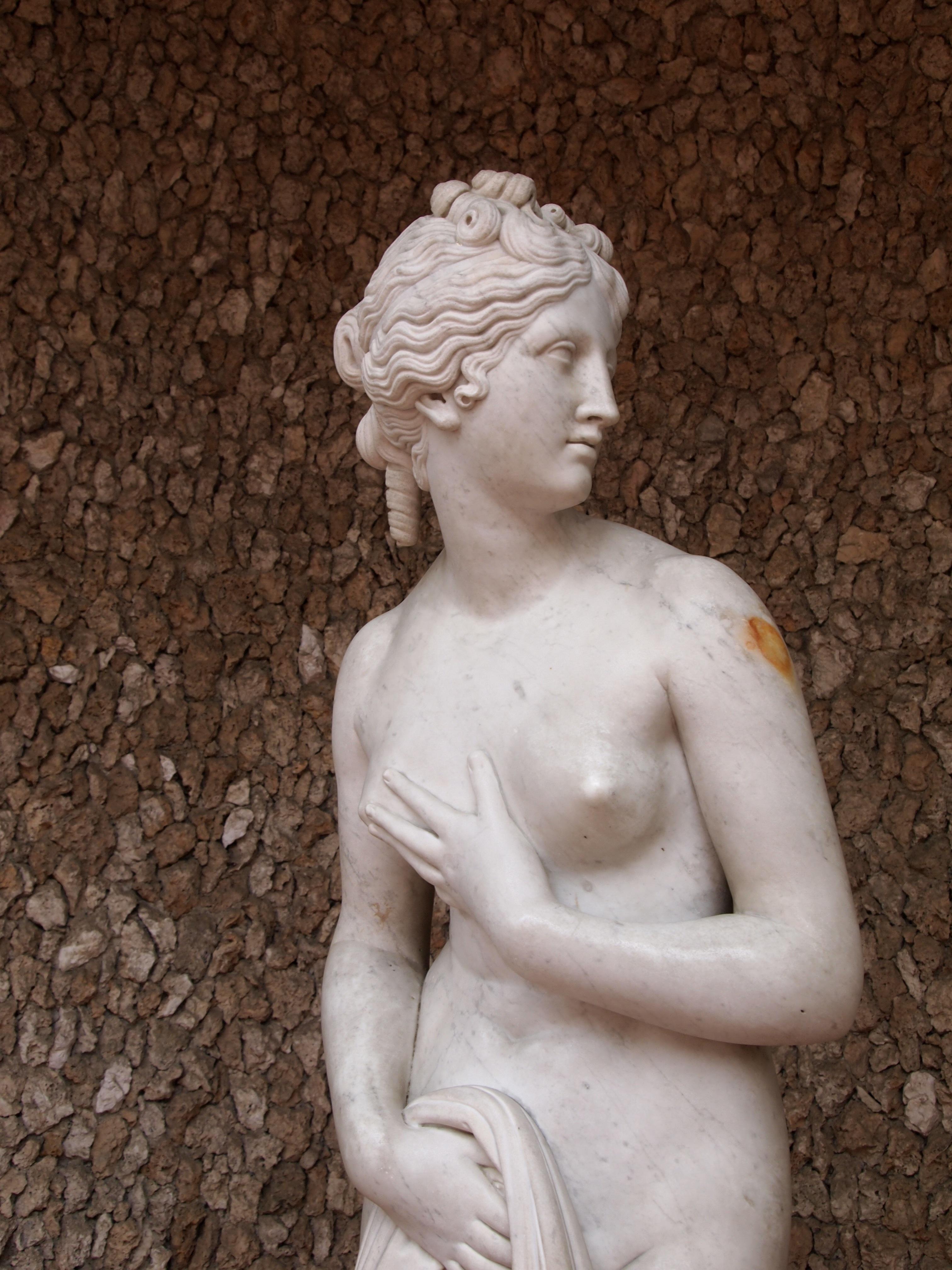 klassisk naken modeller