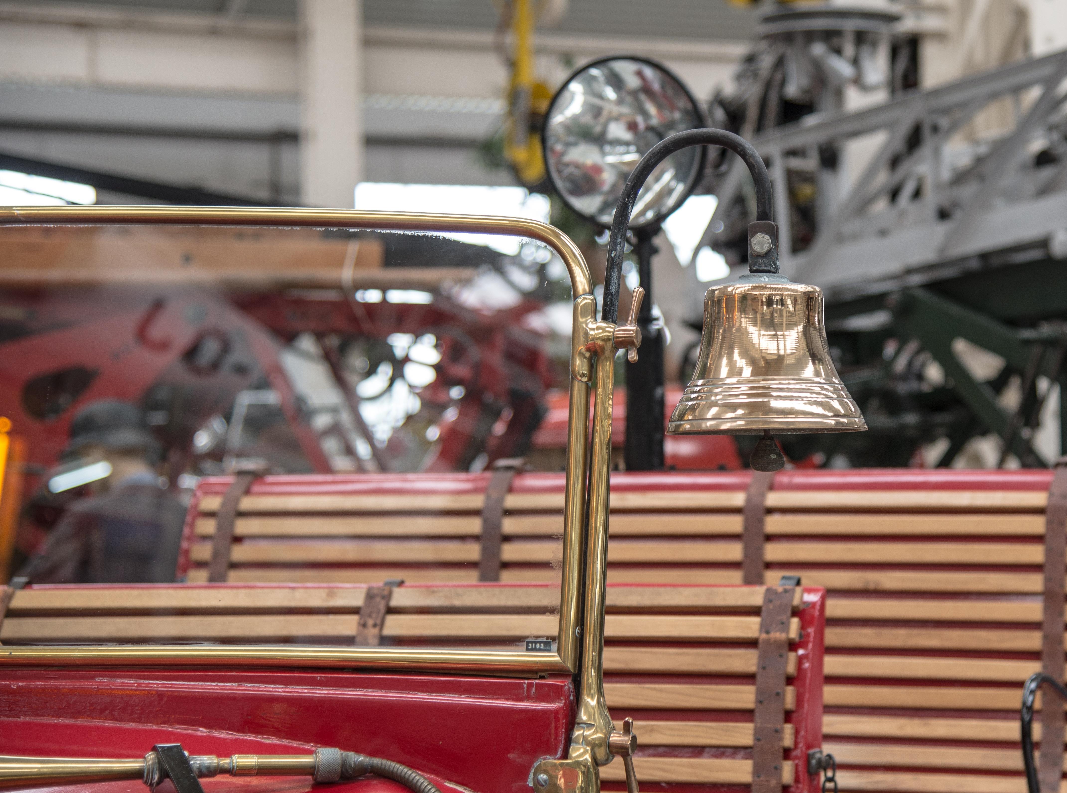 Free Images : antique, retro, horn, red, equipment, auto, signal ...