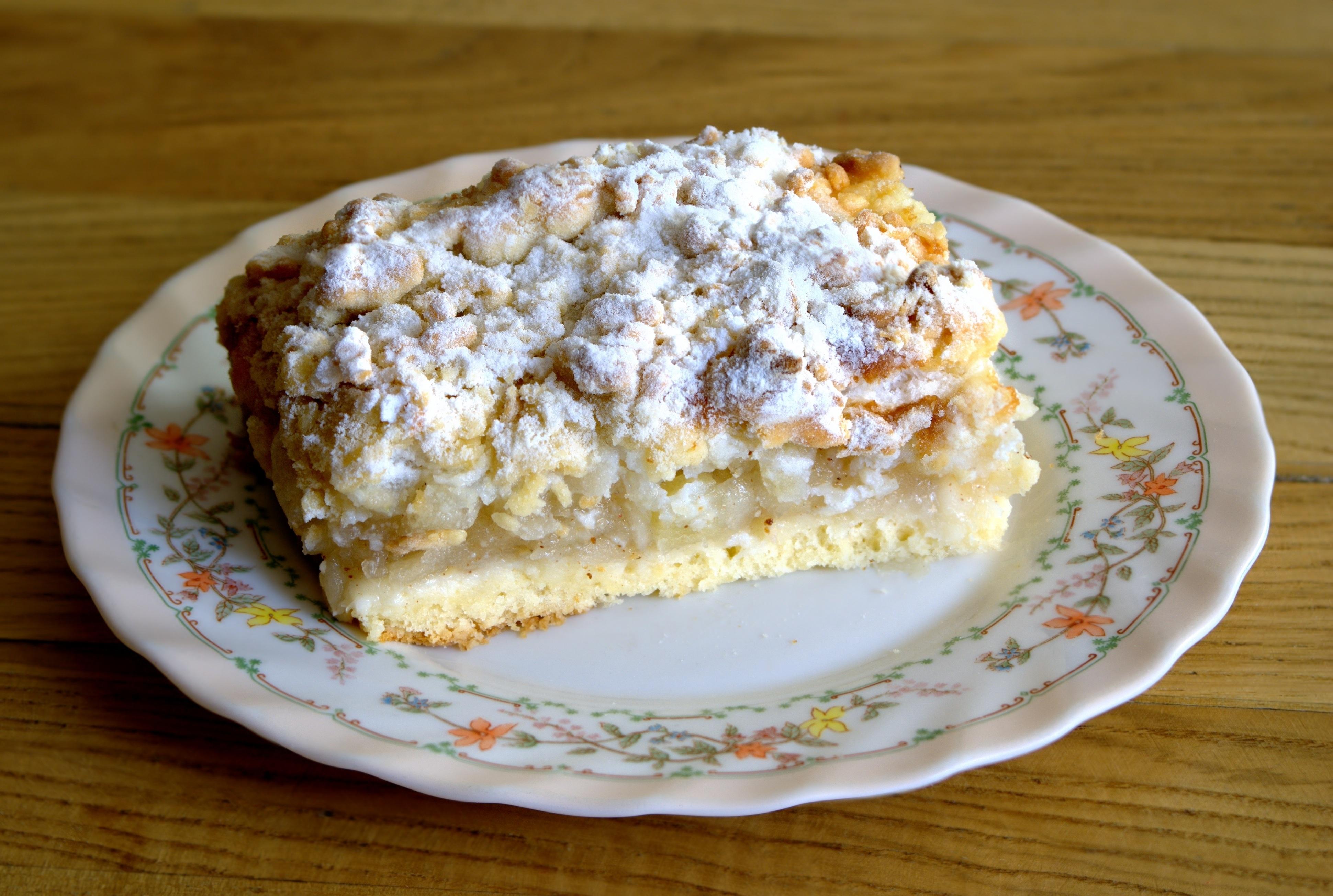 gateau tarte pommes noix les recettes les plus populaires de g teaux en europe. Black Bedroom Furniture Sets. Home Design Ideas