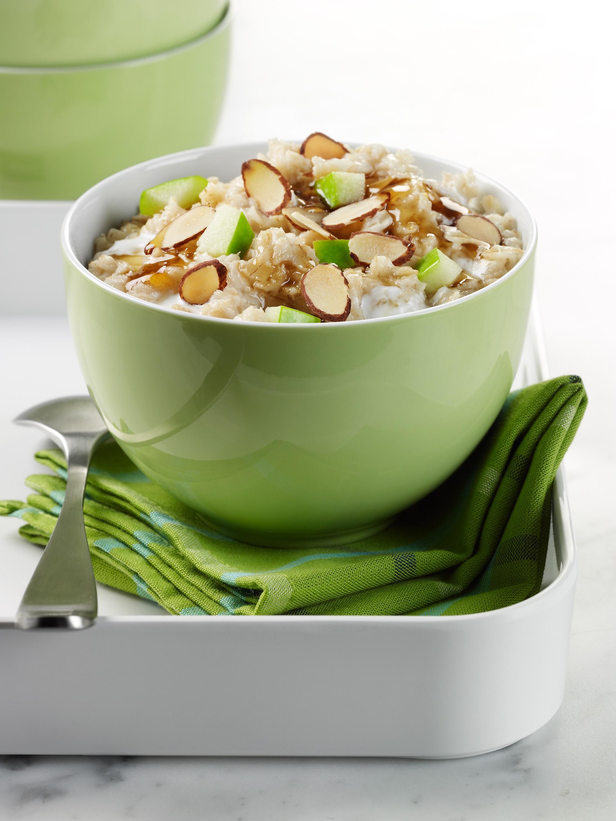 Gambar Apel Pagi Mangkuk Hidangan Makan Makanan