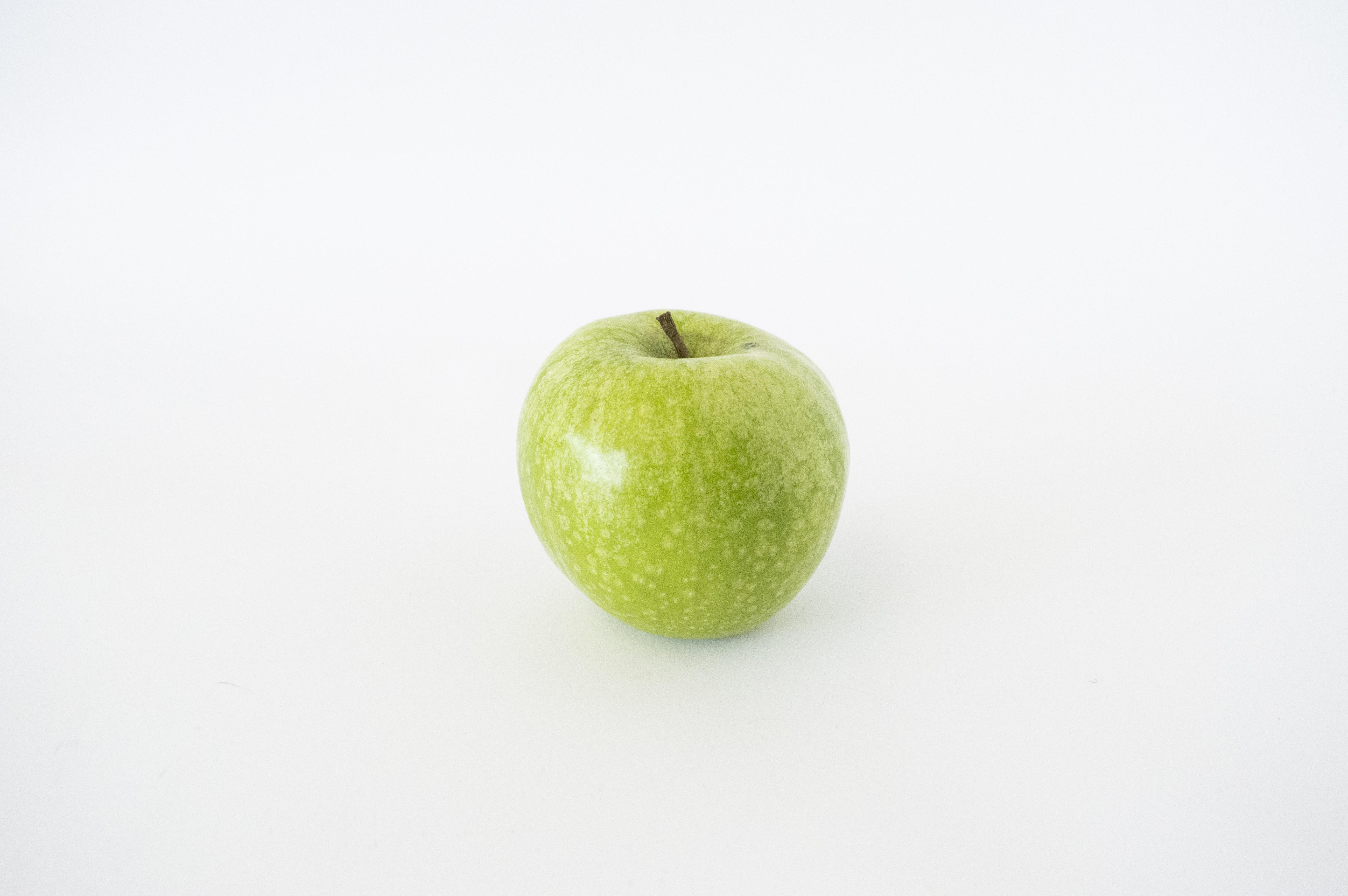 Fotos gratis : manzana, naturaleza, blanco, Fruta, dulce, aislado ...