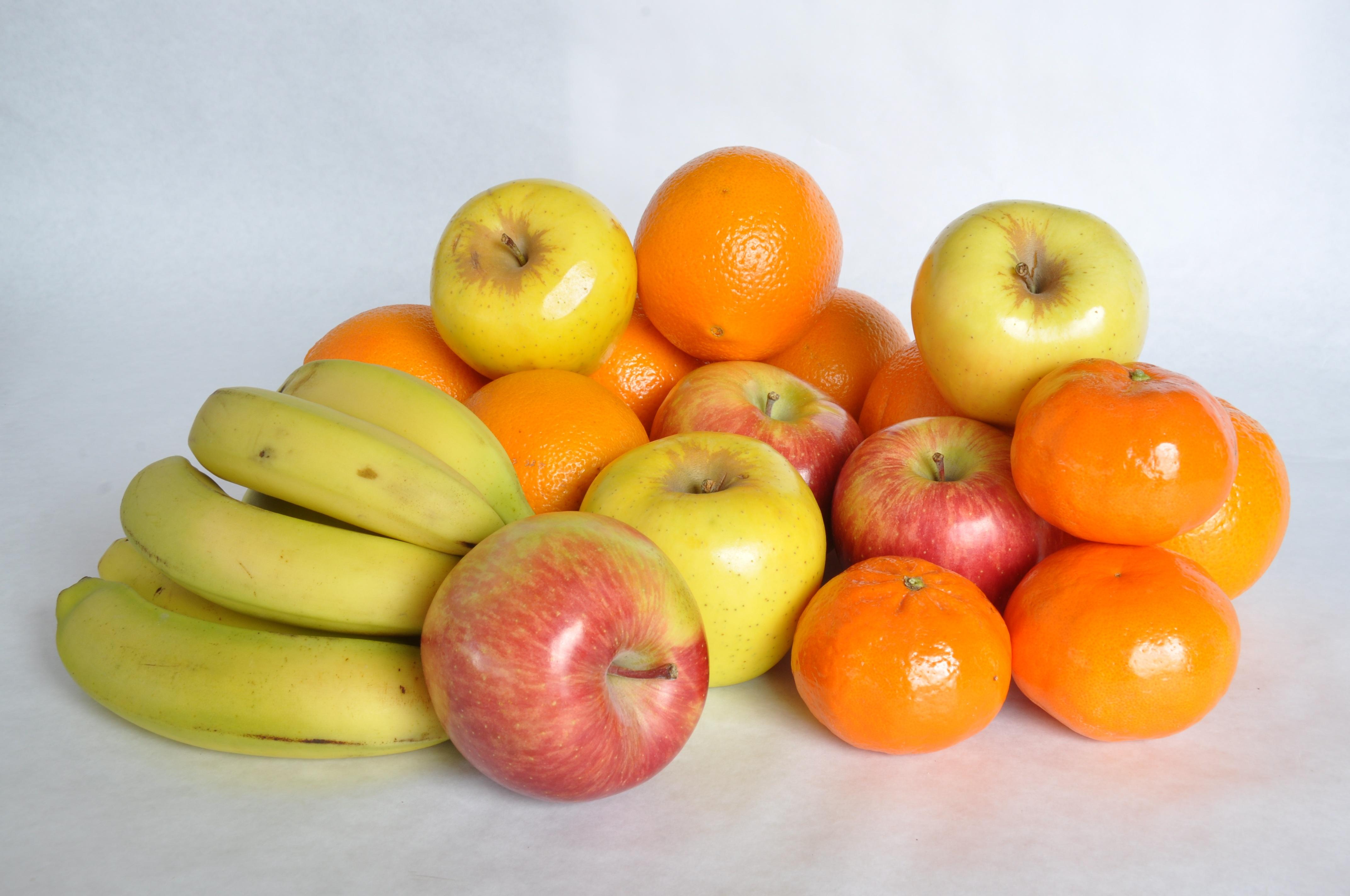 обучение картинка апельсина и яблоками одинаково