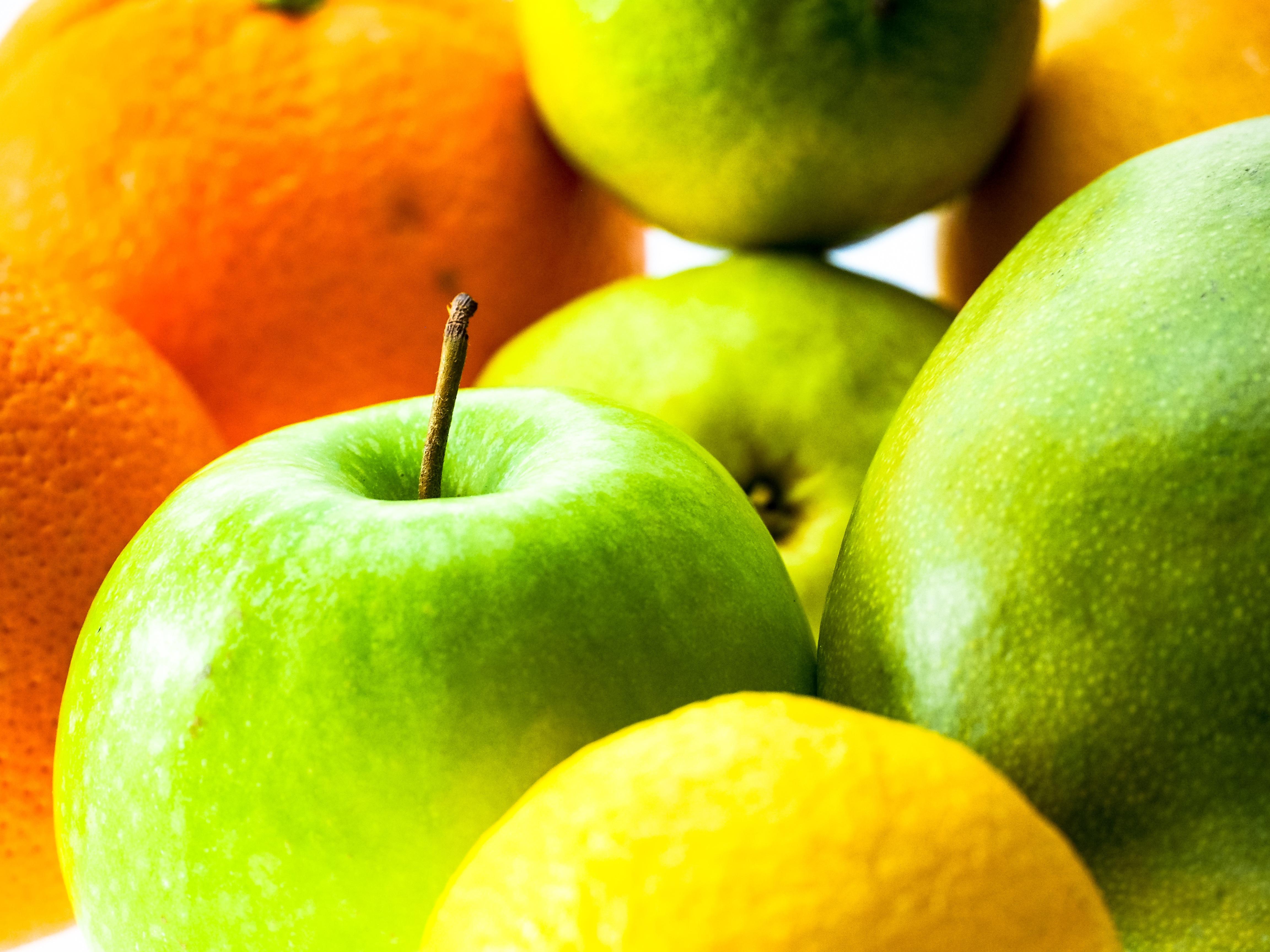 картинка апельсина и яблоками интервью