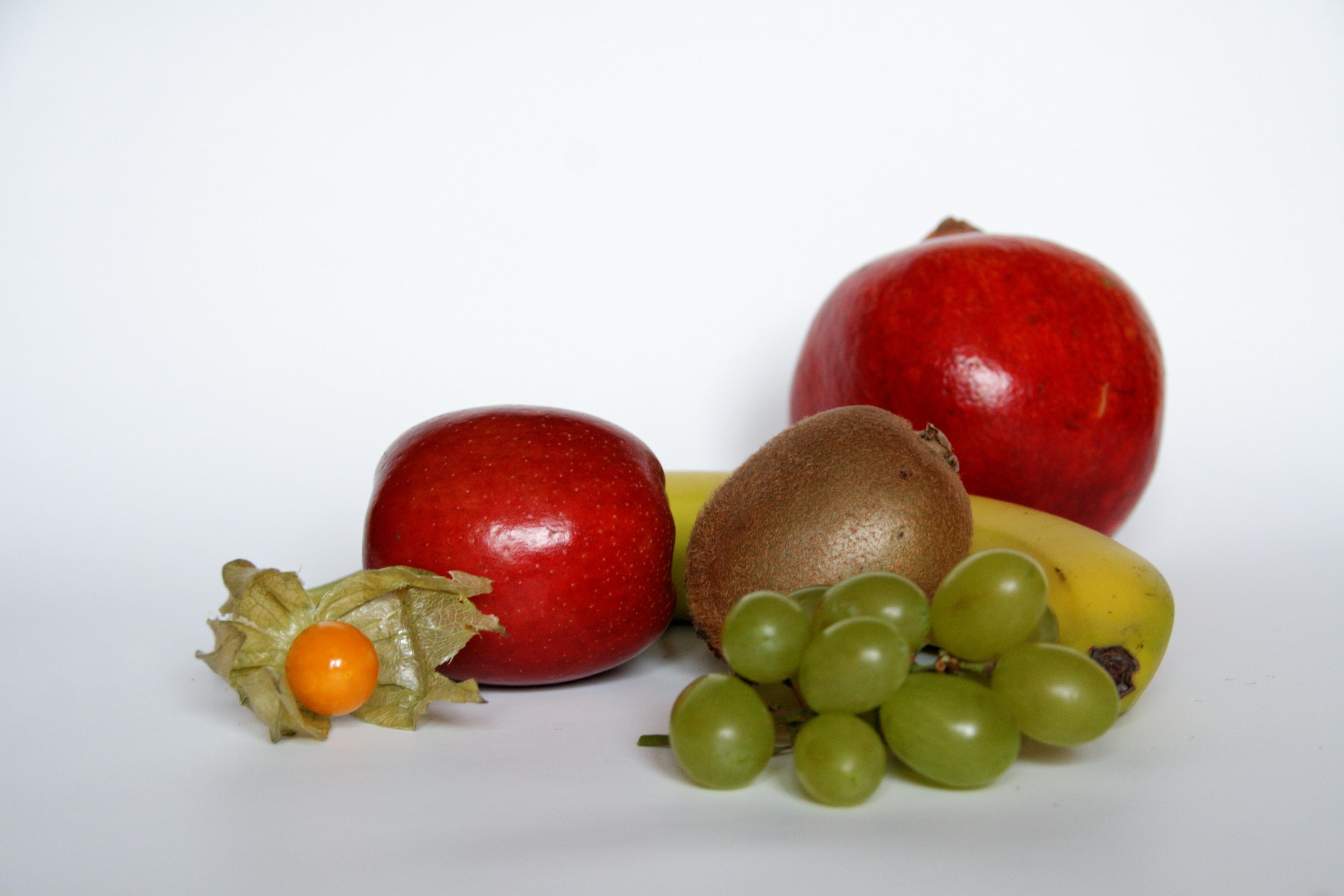 Fotoğraf Elma Meyve Olgun Gıda Kırmızı üretmek Sebze Muz