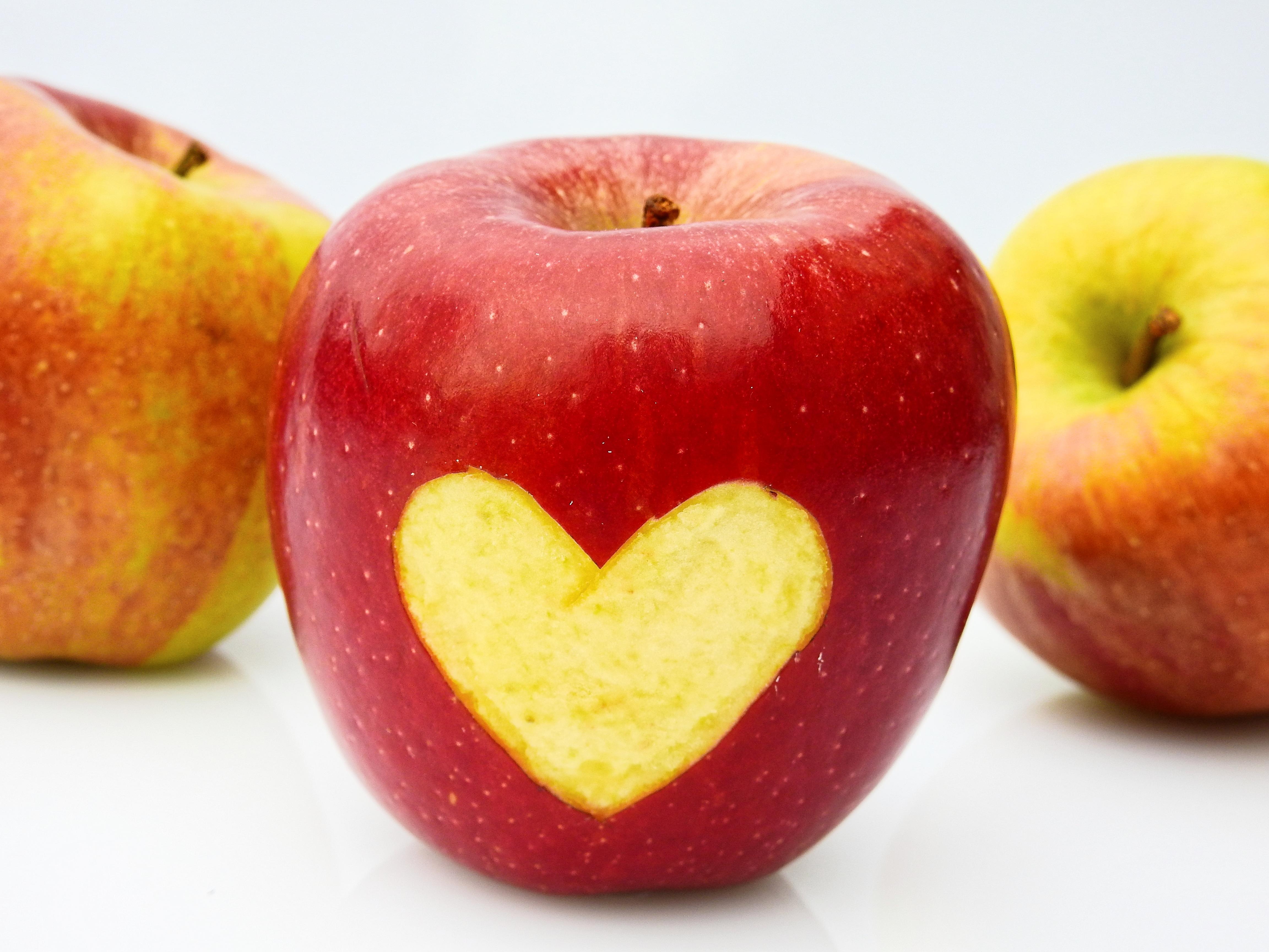Яблоко фото картинка