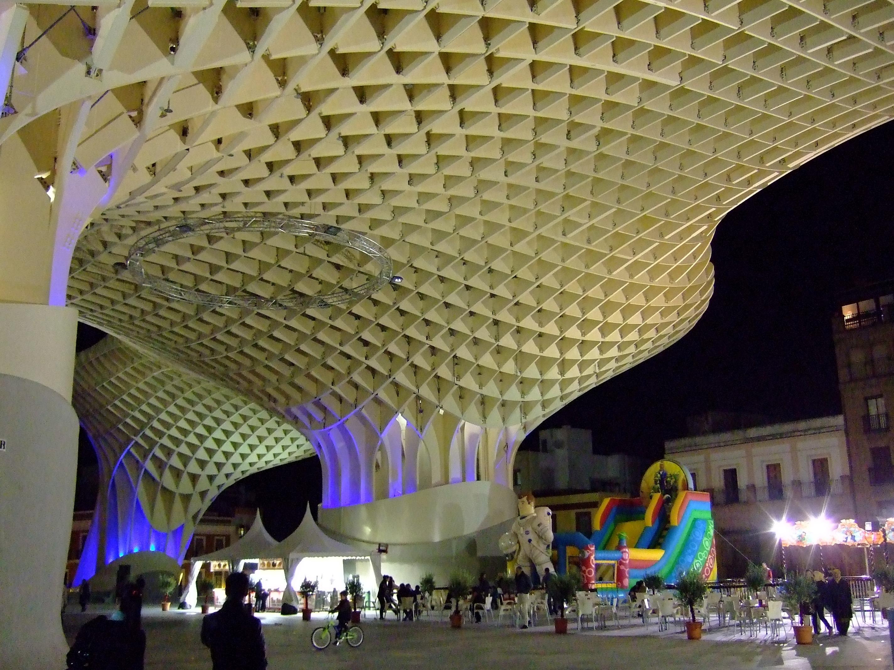 Fotos gratis arquitectura arena espa a sevilla - Arquitectura sevilla ...