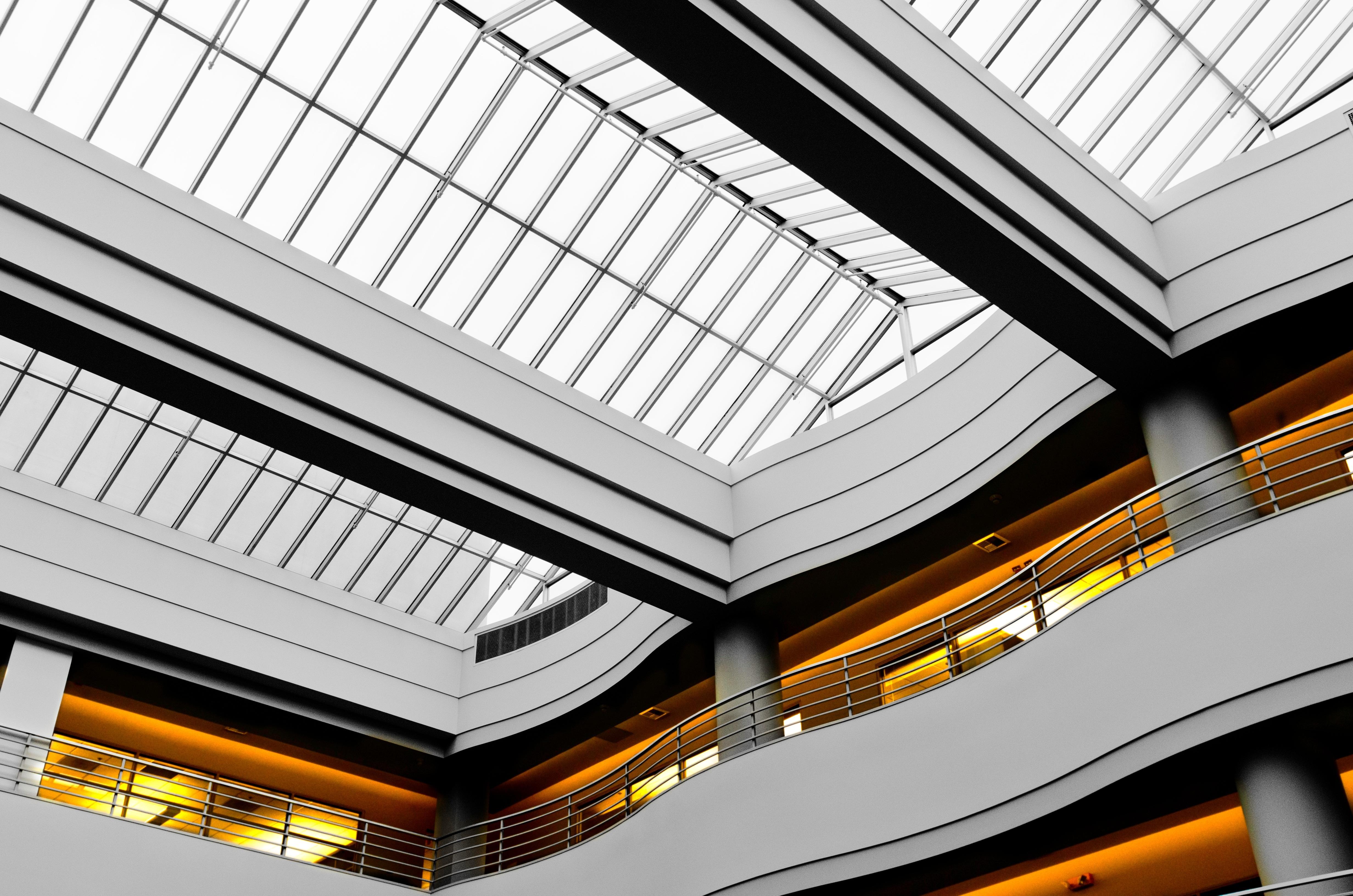 Kostenlose foto : die Architektur, Auditorium, Innere, Fenster, Glas ...