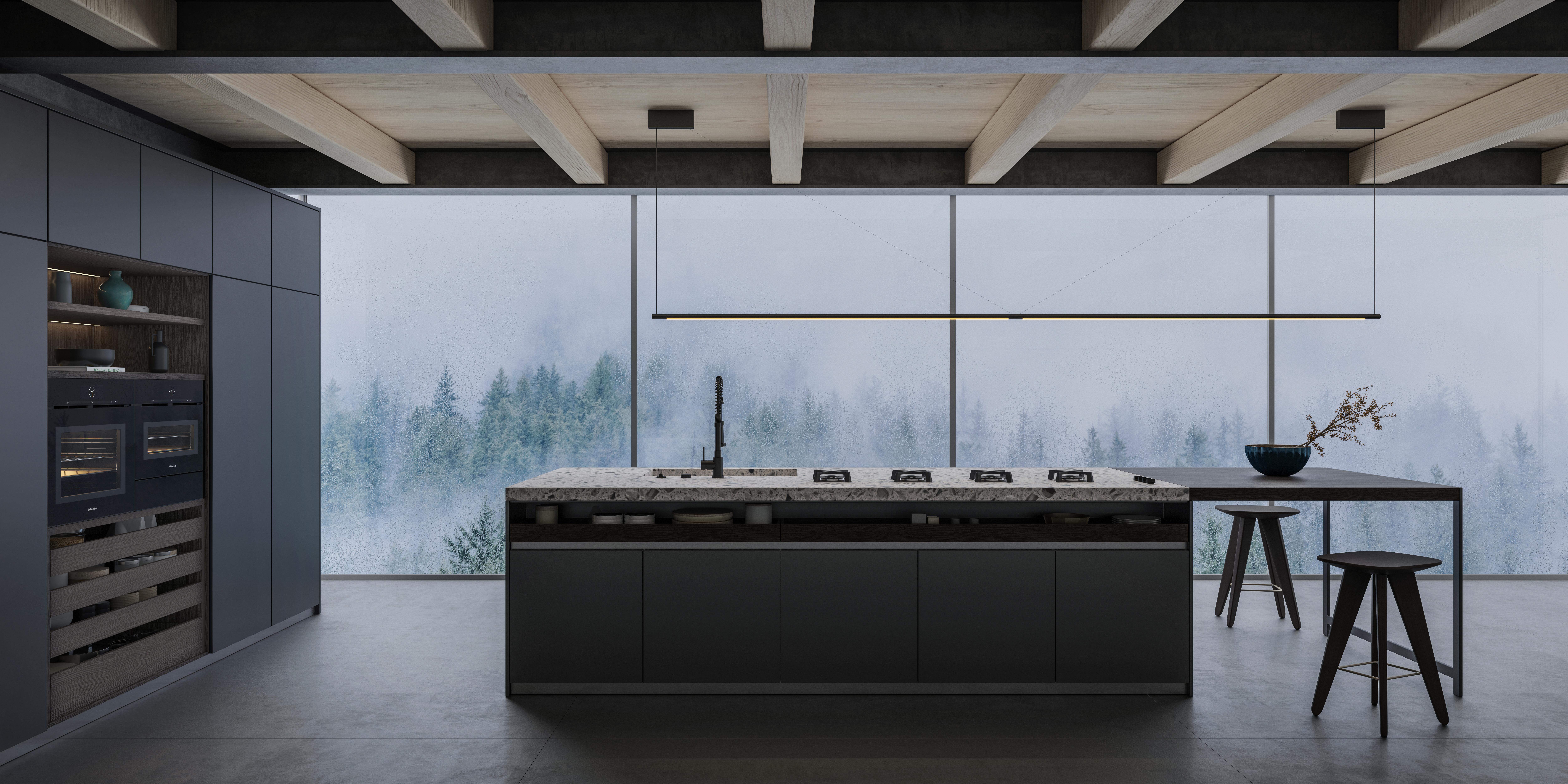 Sol En Beton Interieur images gratuites : architecture, poutres, plafond, cgi