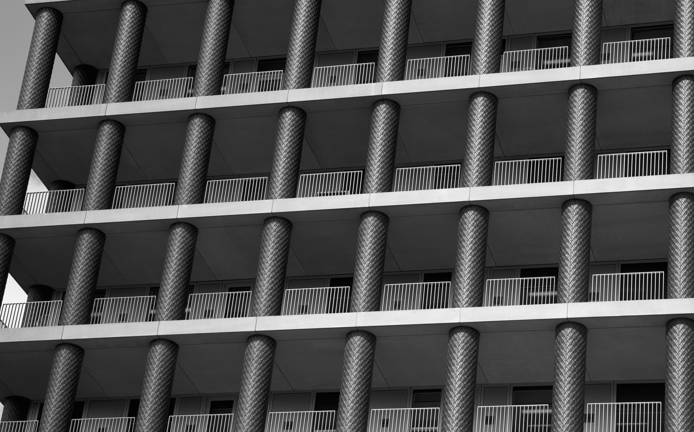 Fotos gratis arquitectura blanco y negro en blanco y for Arquitectura en linea gratis