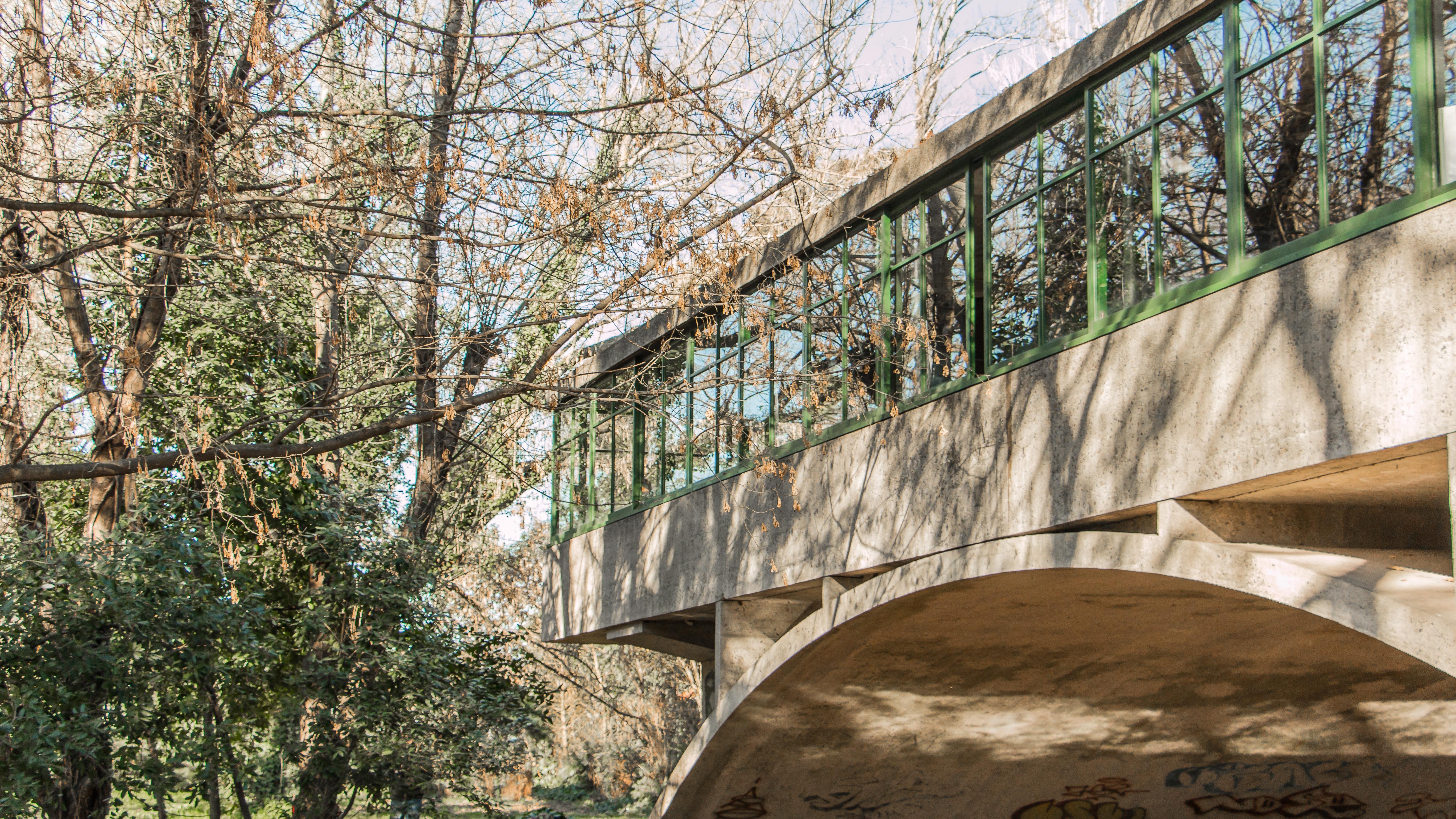 Parete Dacqua In Casa : Immagini belle architettura ponte finestra parete facciata