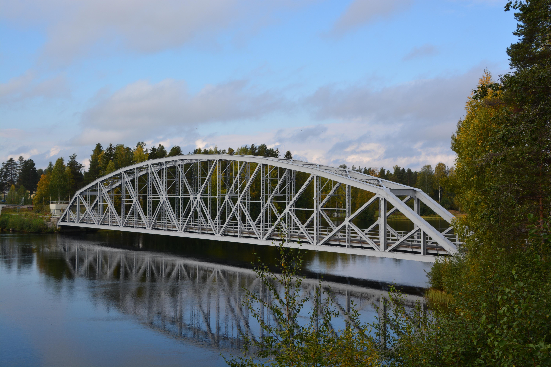 Fotos gratis arquitectura r o verano reflexi n punto for Boden sweden