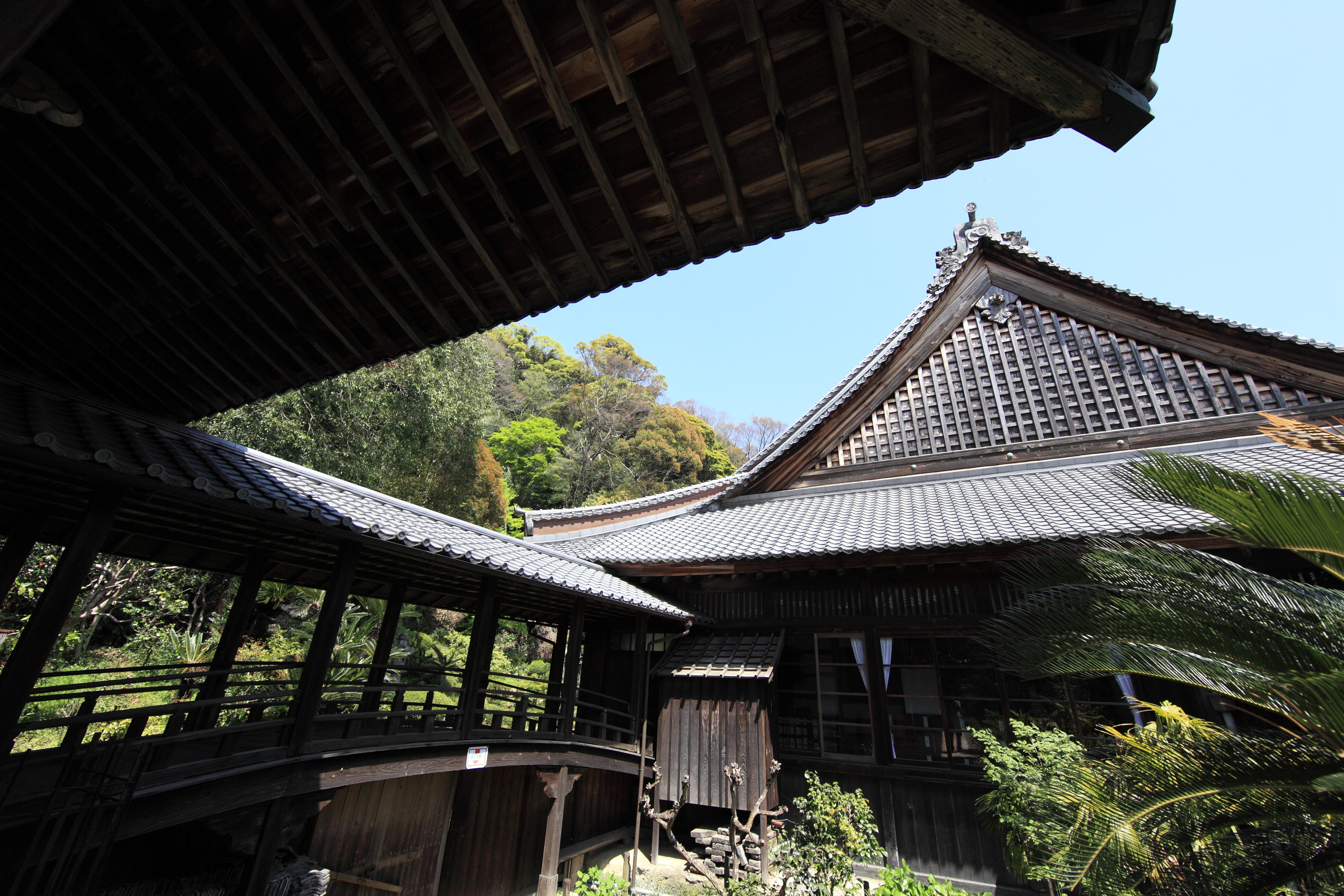 японские крыши фото новом проекте ривзу