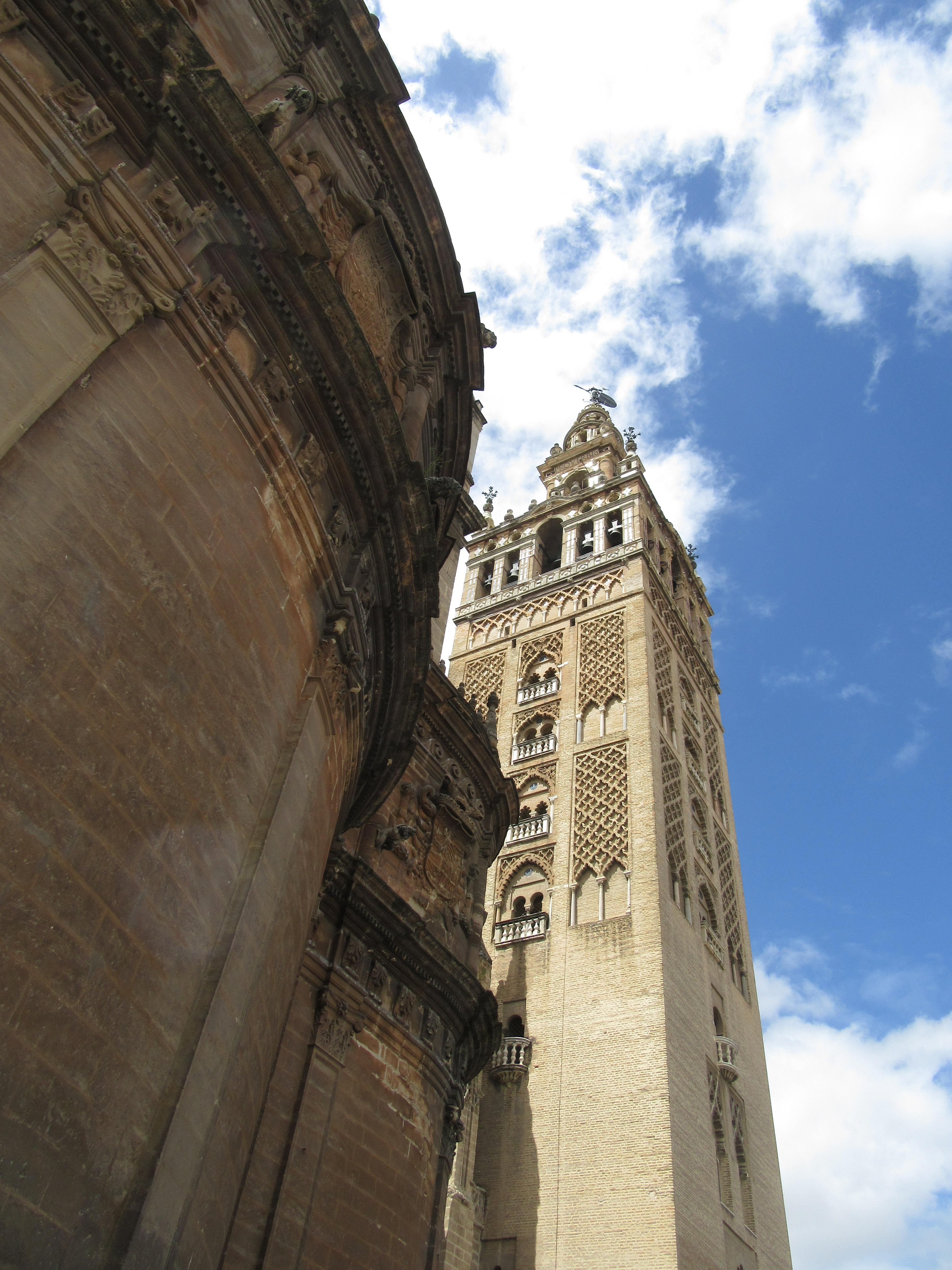 Севилья Хиральда башня  № 3704678 без смс